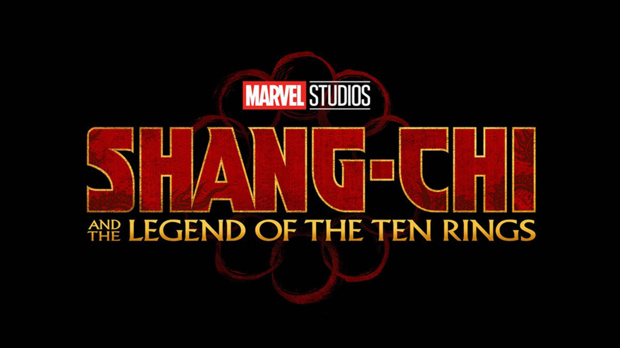 "Logo zum Marvel-Film ""Shang-Chi and the Legend of the Ten Rings"""