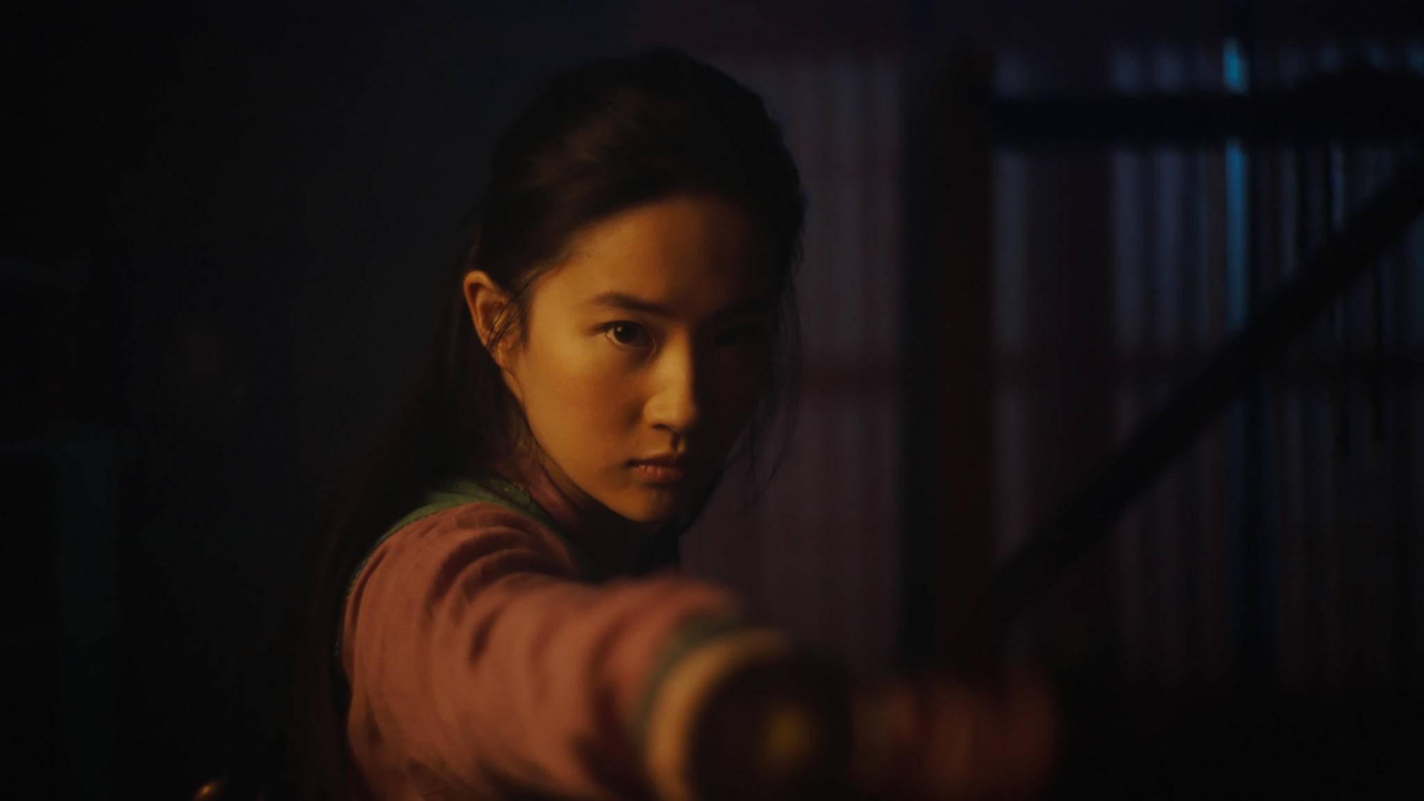"""Die """"Mulan""""-Realverfilmung wird """"erwachsener"""" als der Zeichentrickklassiker."""