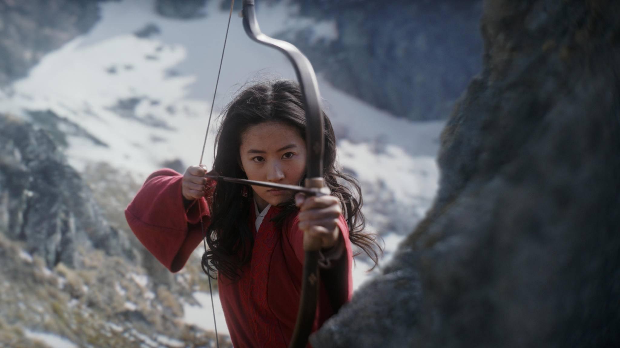 """Zielsicher? Disney schickt eine """"Mulan""""-Realverfilmung ins Rennen."""