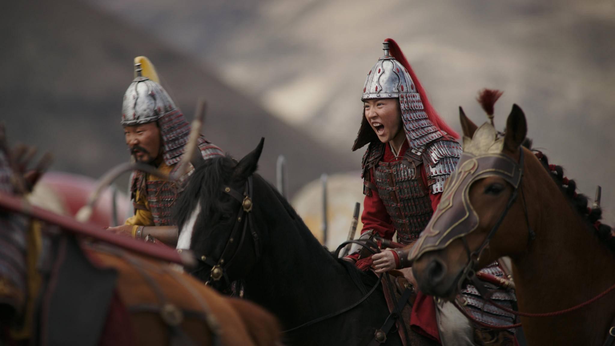 """Mulan"" reitet nur langsam – sehr, sehr langsam – dem Kinostart entgegen."
