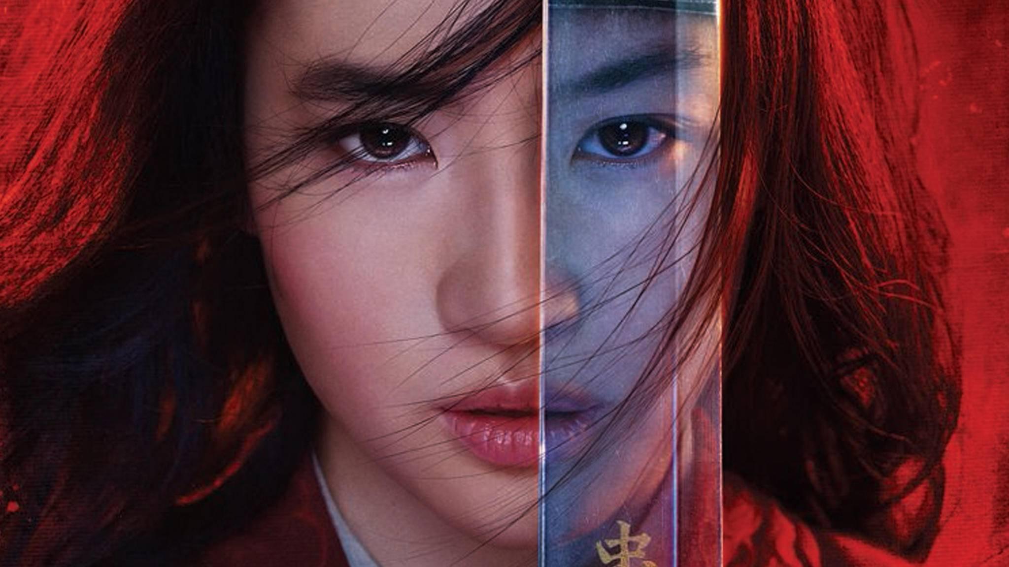 """""""Mulan"""" ist eine der Disney-Realverfilmungen im Jahr 2020."""