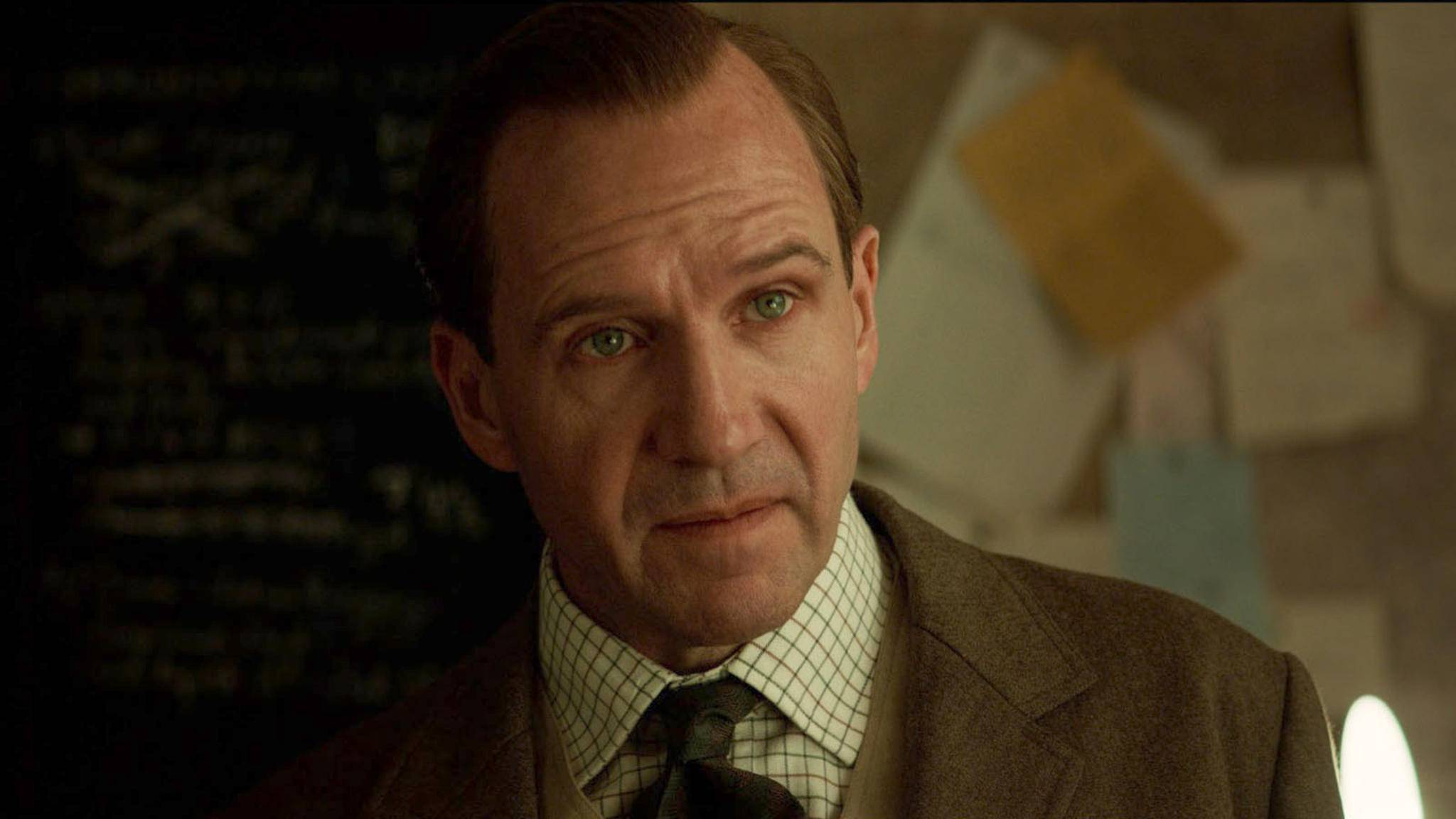 Ralph Fiennes in The King's Man