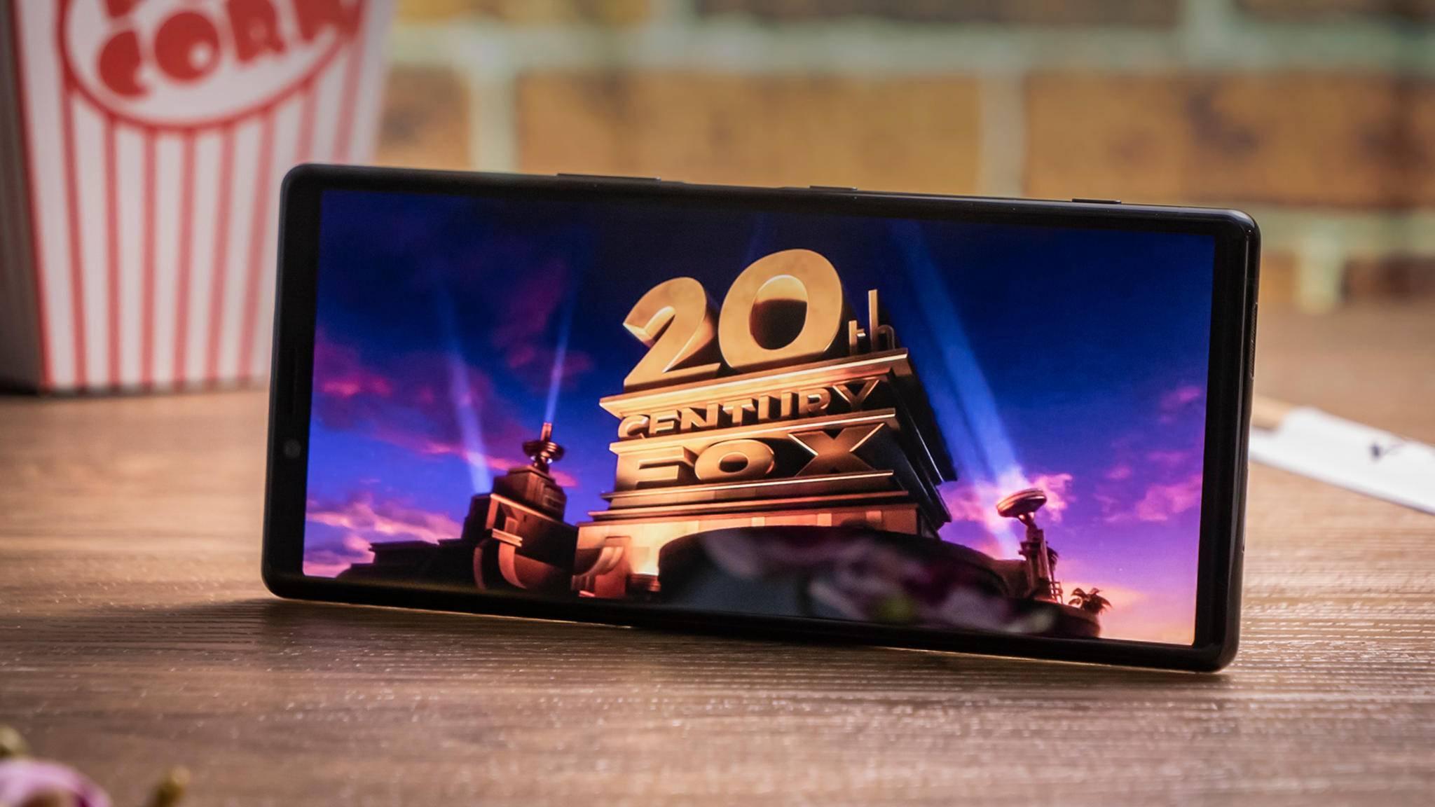 Sony Xperia 1 mit Kinoflair