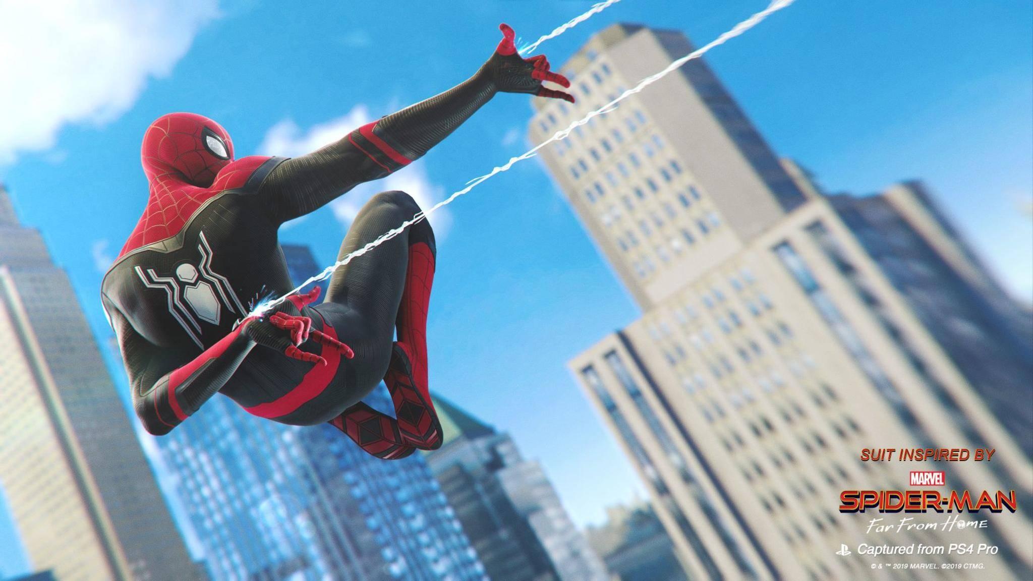 """""""Marvel's Spider Man"""" ist jetzt ein Teil der Sony-Entwicklerstudios."""
