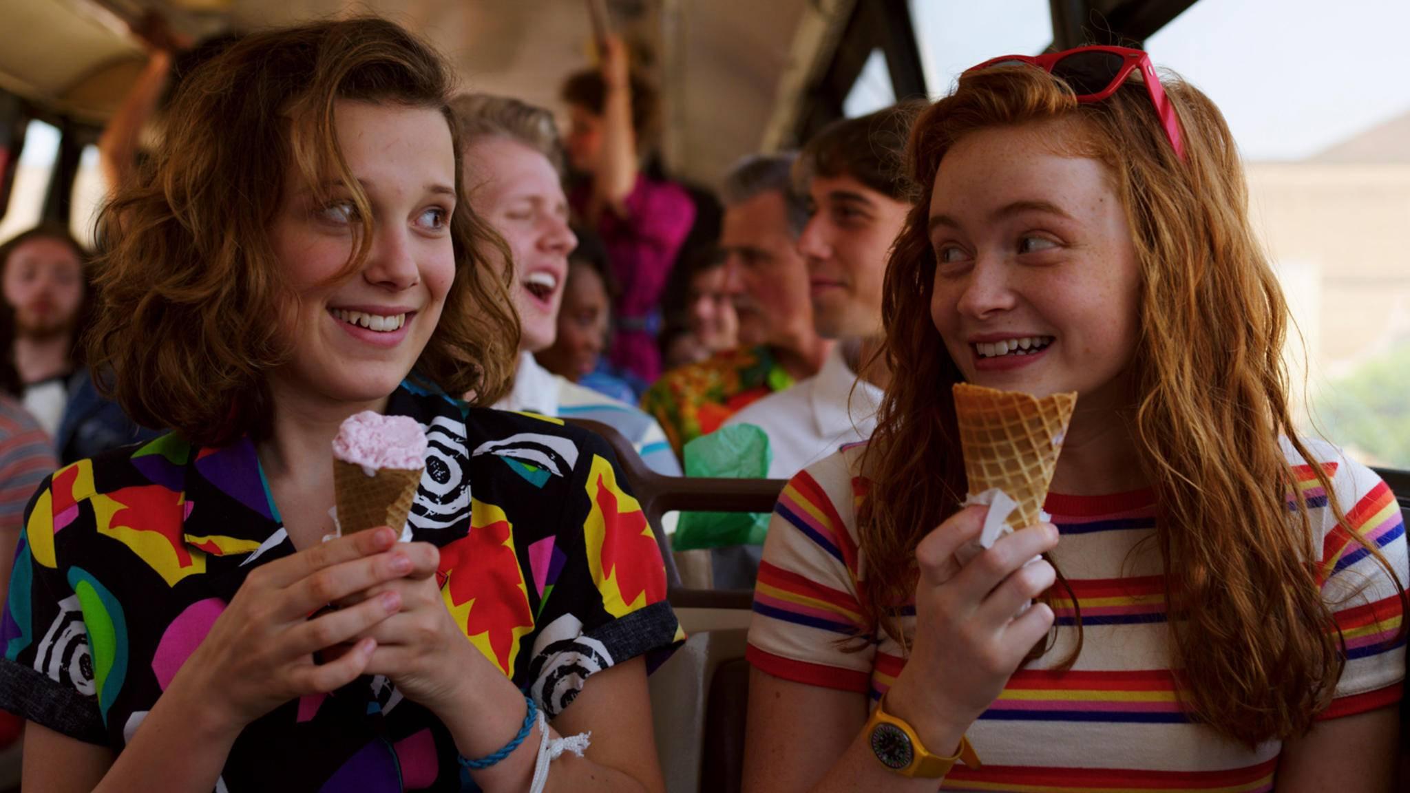 Elf und Max haben Grund zur Freude: Staffel 3 ist das Beste, was Netflix zu bieten hat.