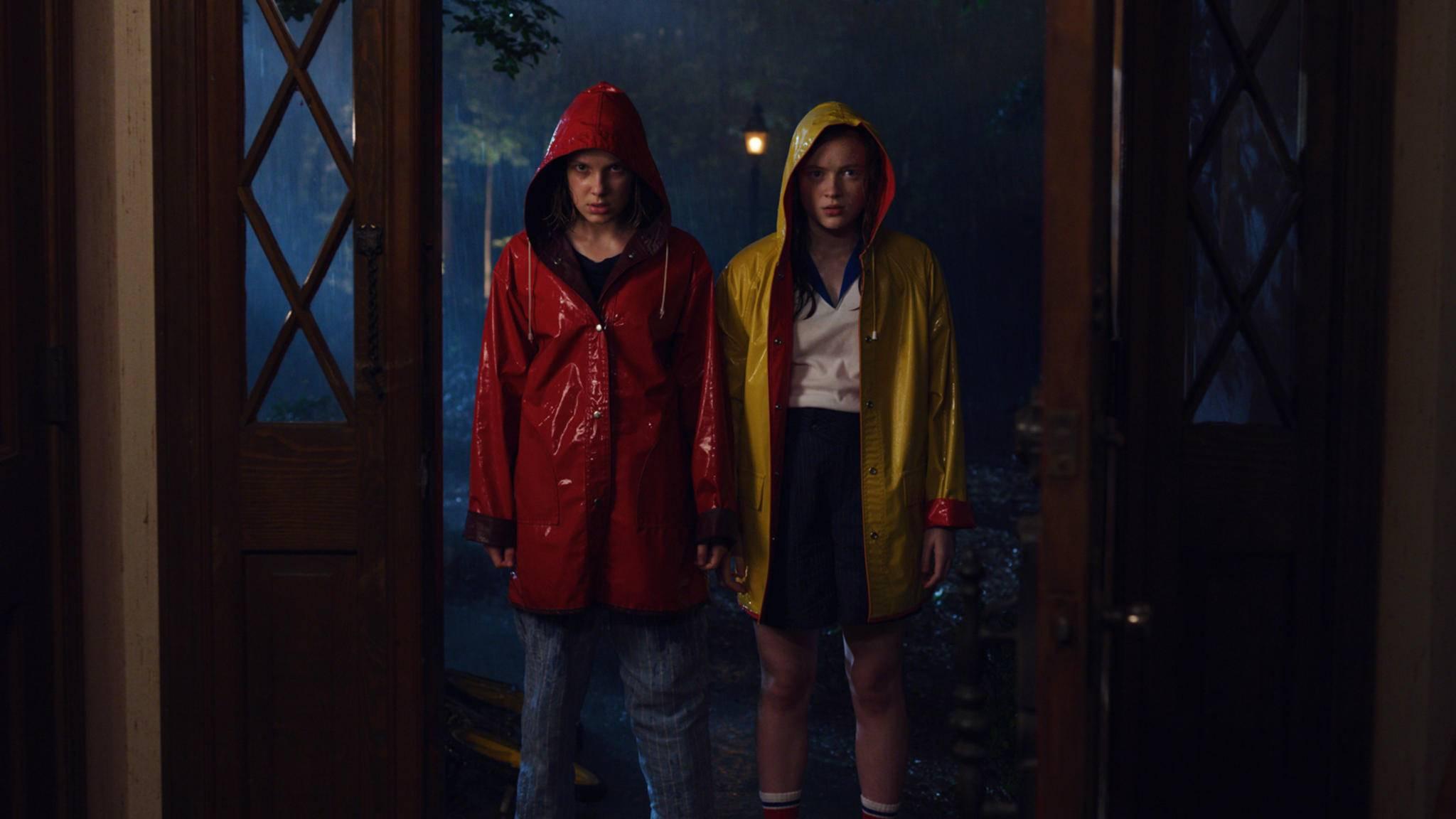 """""""Stranger Things"""" handelt zwar von einer Gruppe Kids – junge Netflix-User bleiben aber im Regen stehen."""