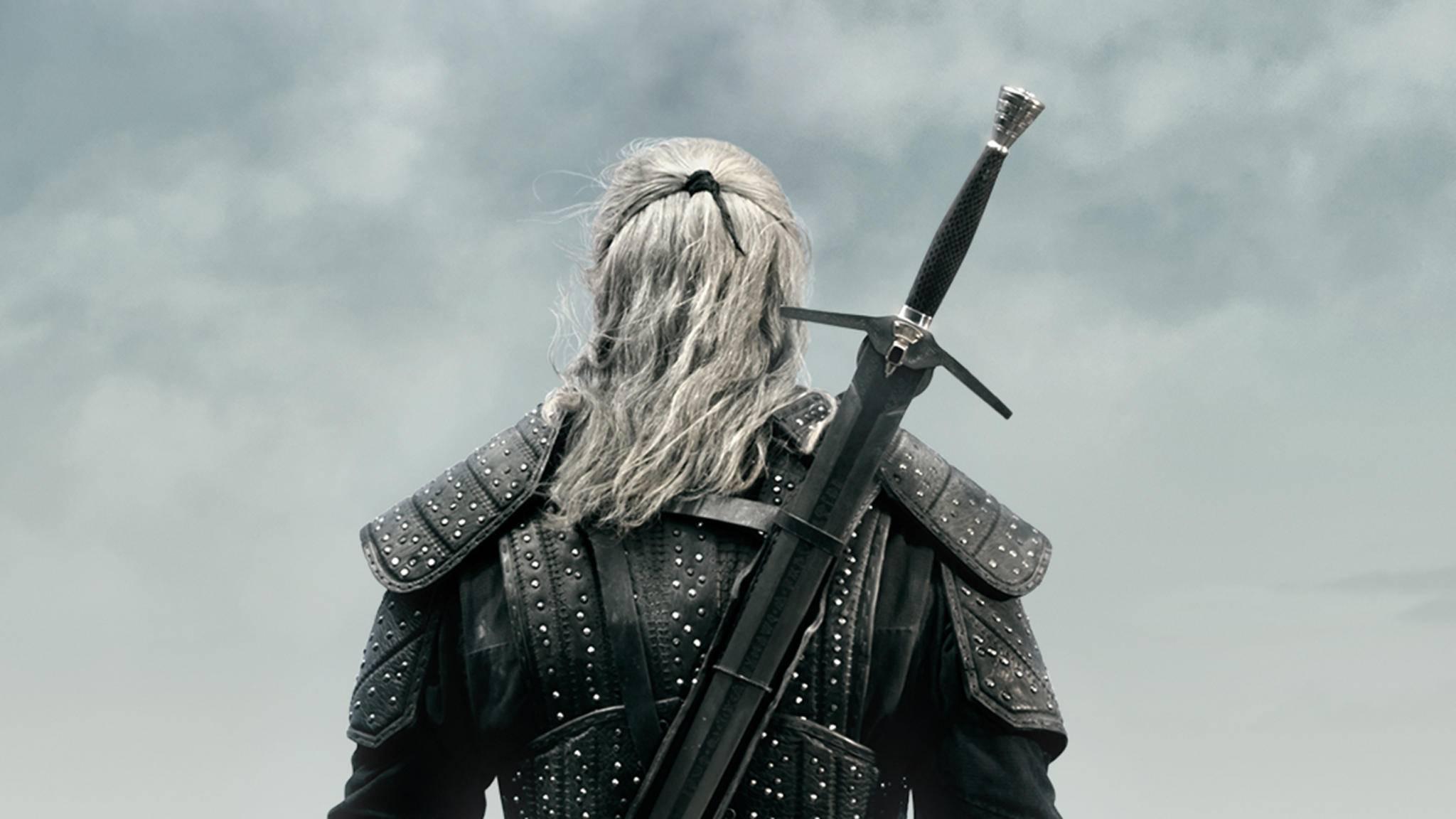 Auch ein schöner Rücken kann entzücken: Henry Cavill als Geralt von Riva.