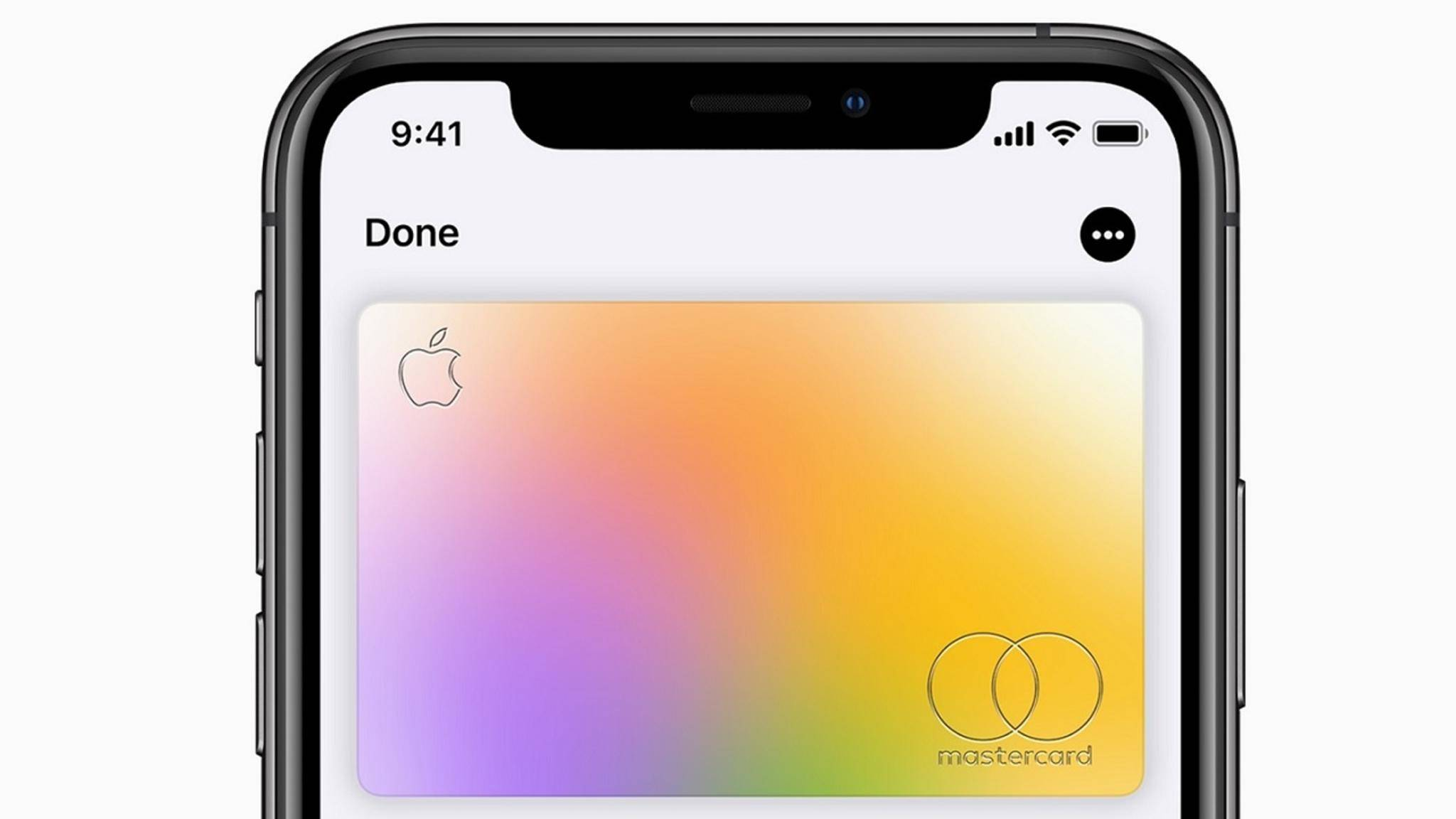Apple Card im iPhone