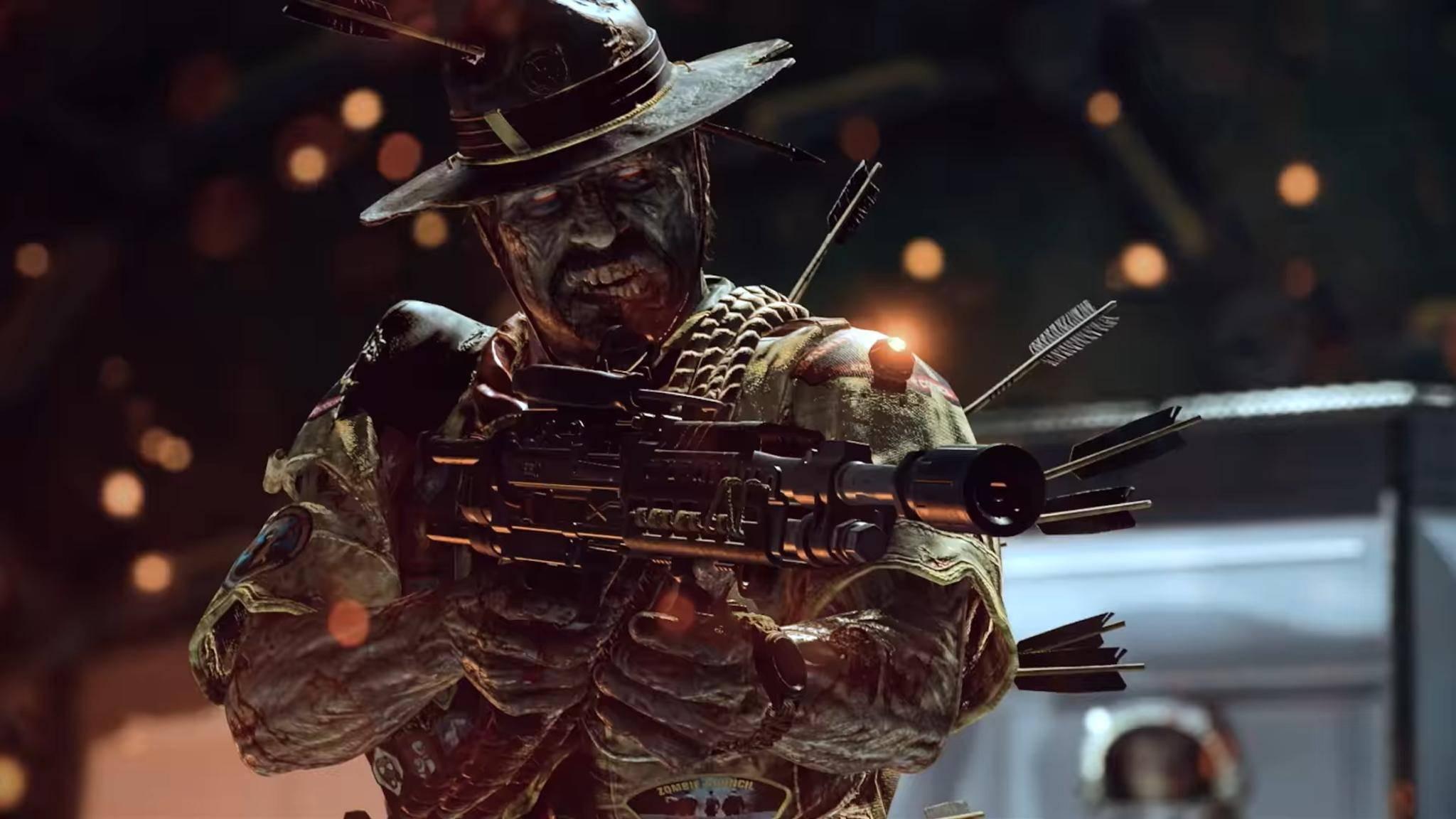 """Die Untoten haben es leider nicht ins fertige """"Call of Duty: Modern Warfare"""" geschafft. (Bild: """"Call of Duty Black Ops 4"""")"""