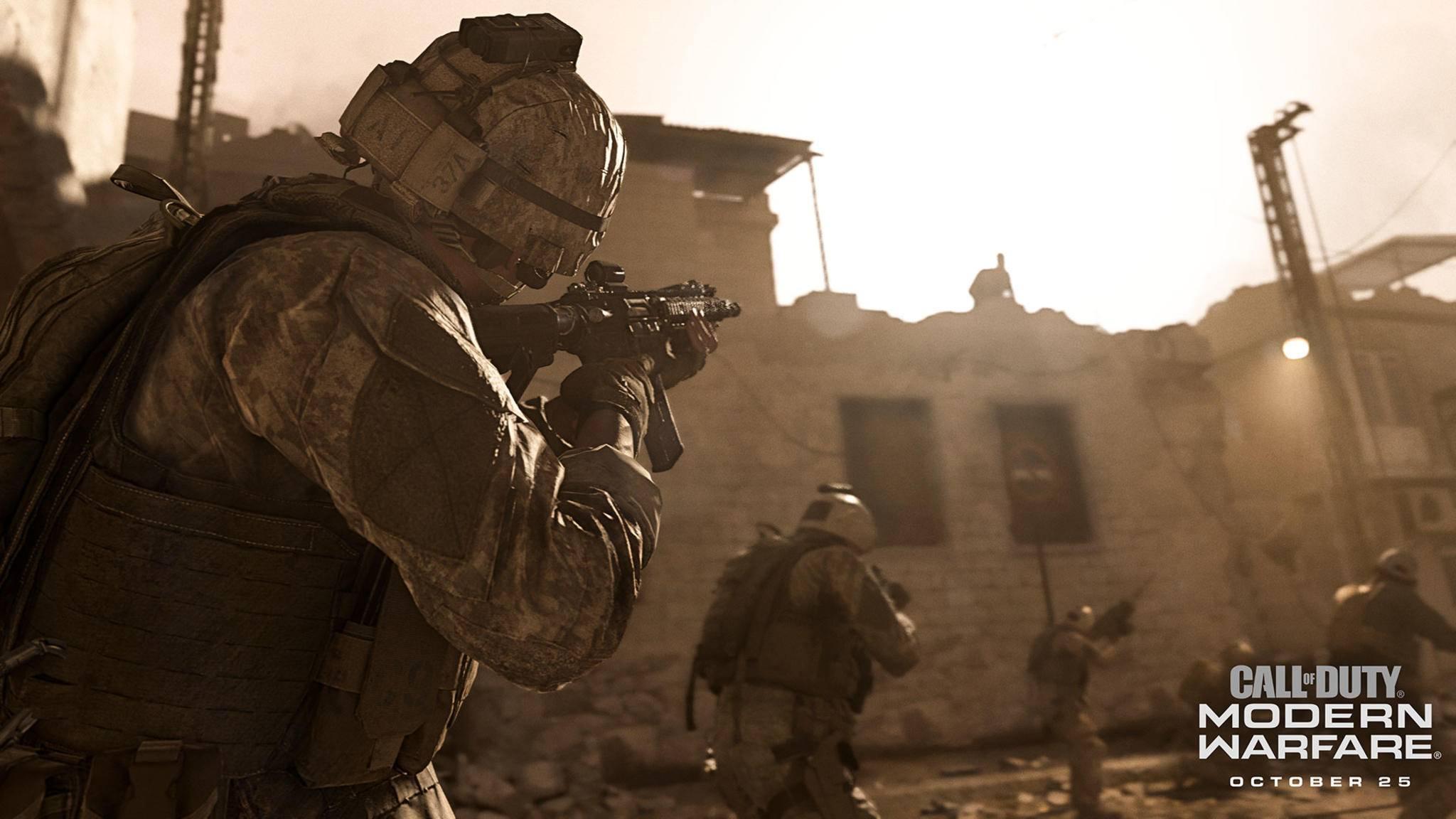 """Call of Duty: Modern Warfare"": So funktioniert das Crossplay-Feature"