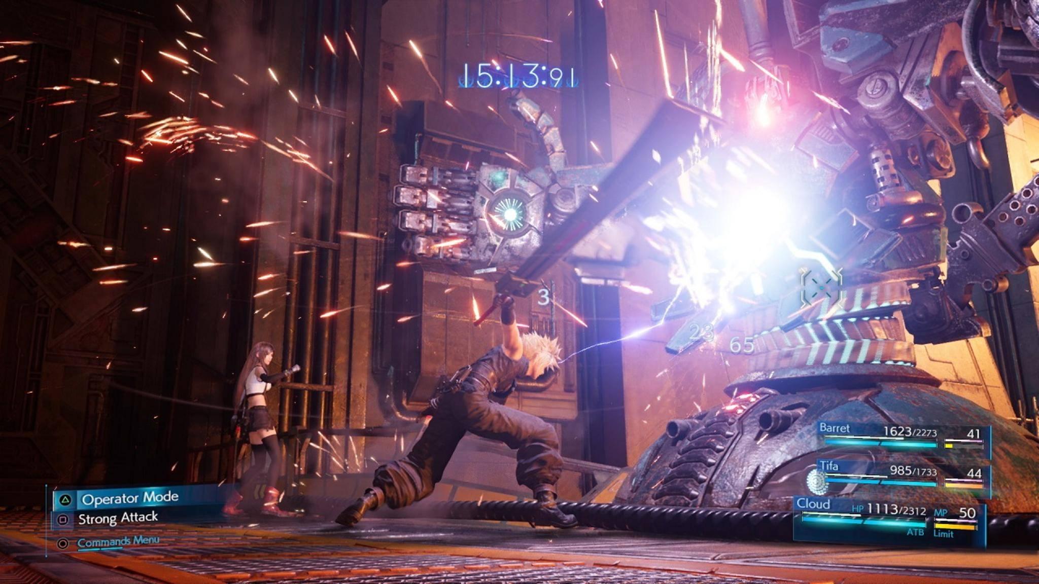 """Bis zum Verkaufsstart des offiziellen """"FF7""""-Remakes dauert es noch, aber ein HD-Remake des Klassikers gibt's jetzt trotzdem schon."""