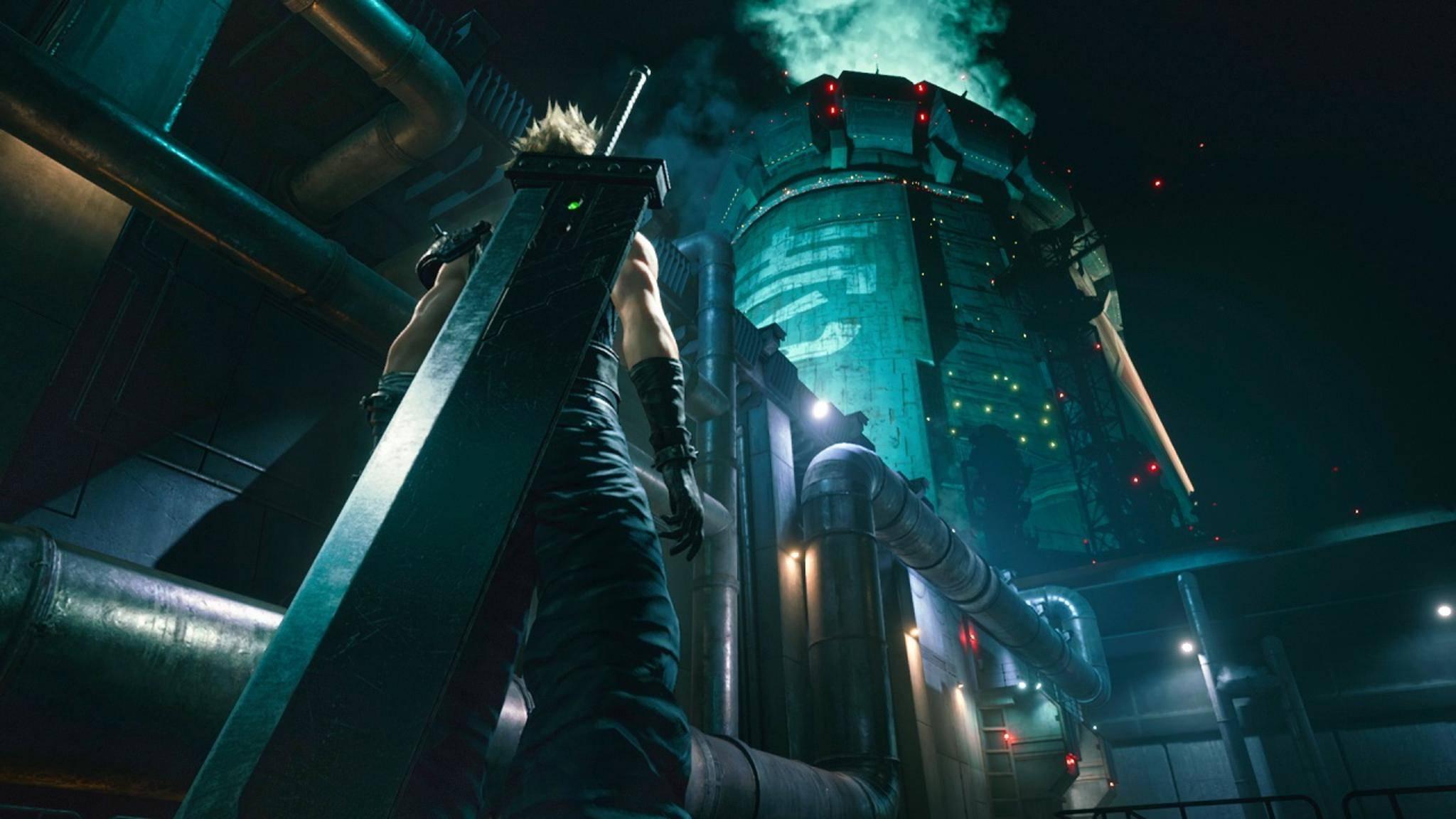 """Wie werden Sony und Square Enix es mit der Exklusivität beim """"FF7""""-Remake halten?"""