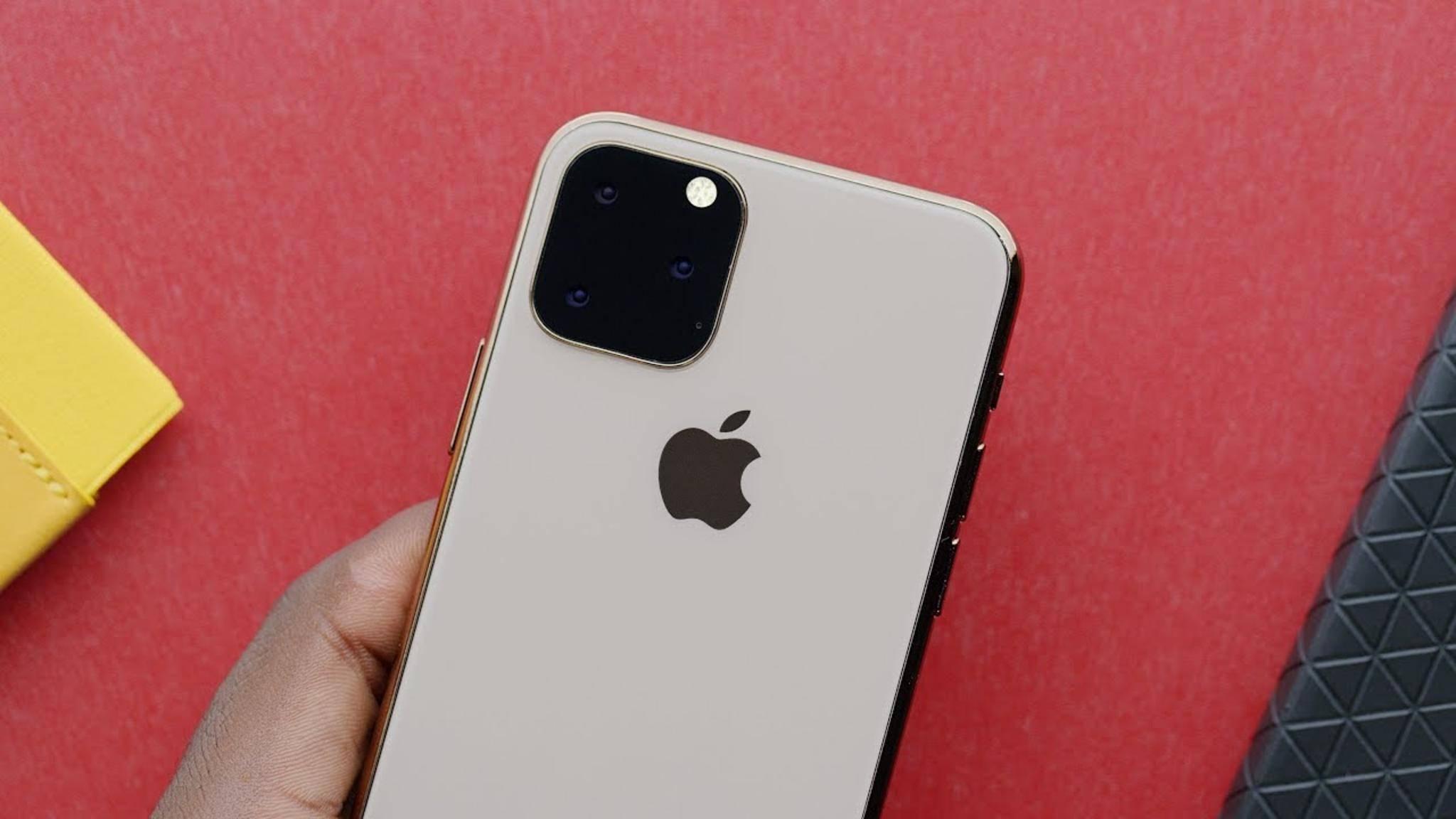 iPhone 2019 Dummy