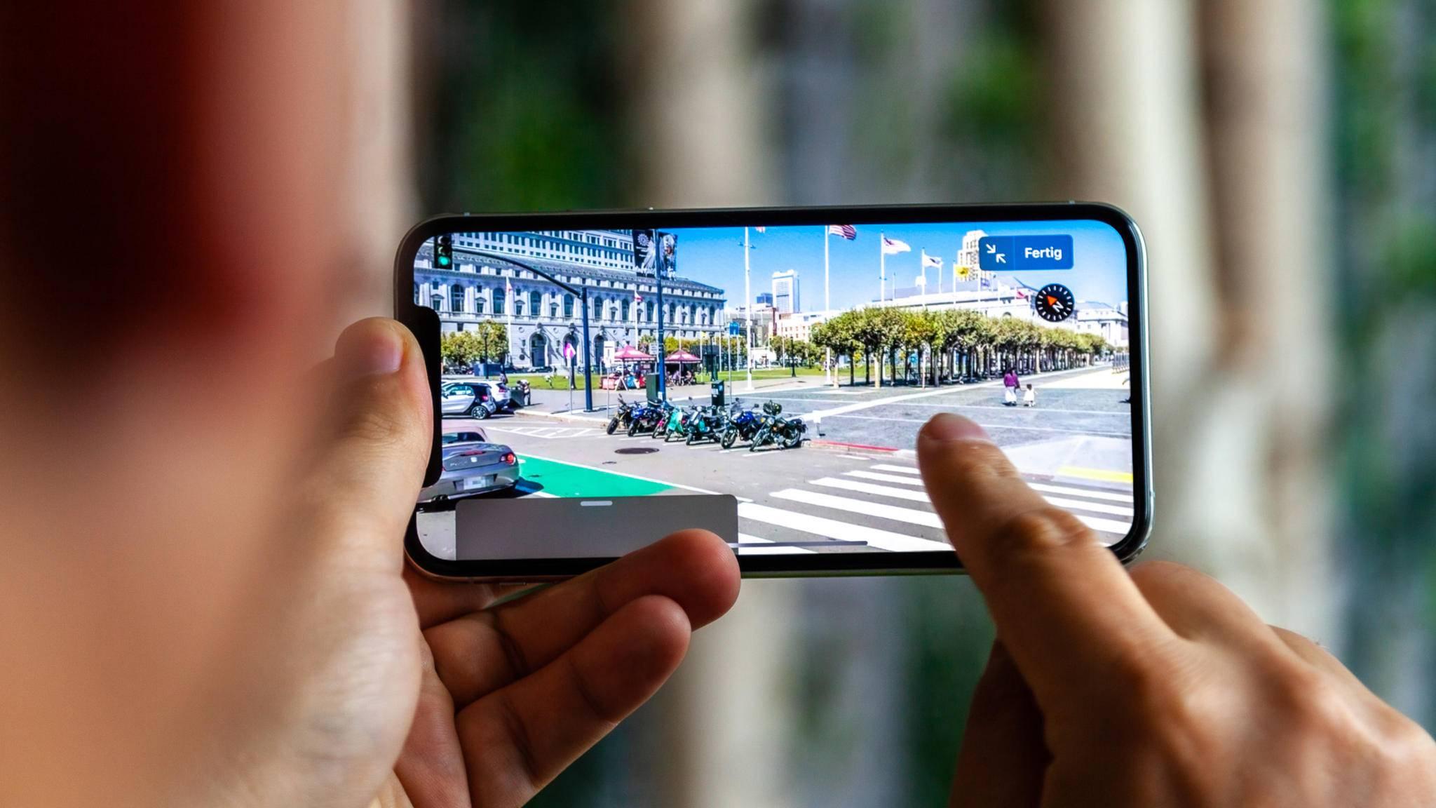 Kein Look Around für Deutschland. Apples Kamera-Autos fahren aber trotzdem auch auf deutschen Straßen.