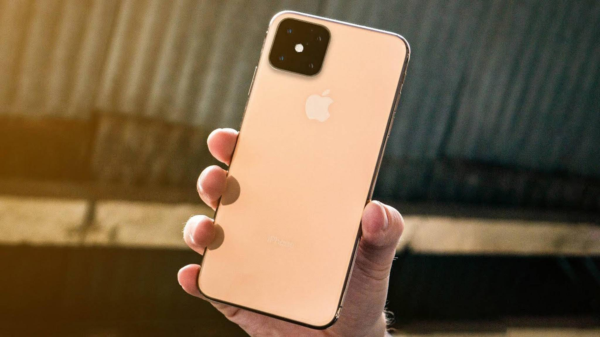 Wann wird Apple das iPhone 2019 tatsächlich enthüllen?