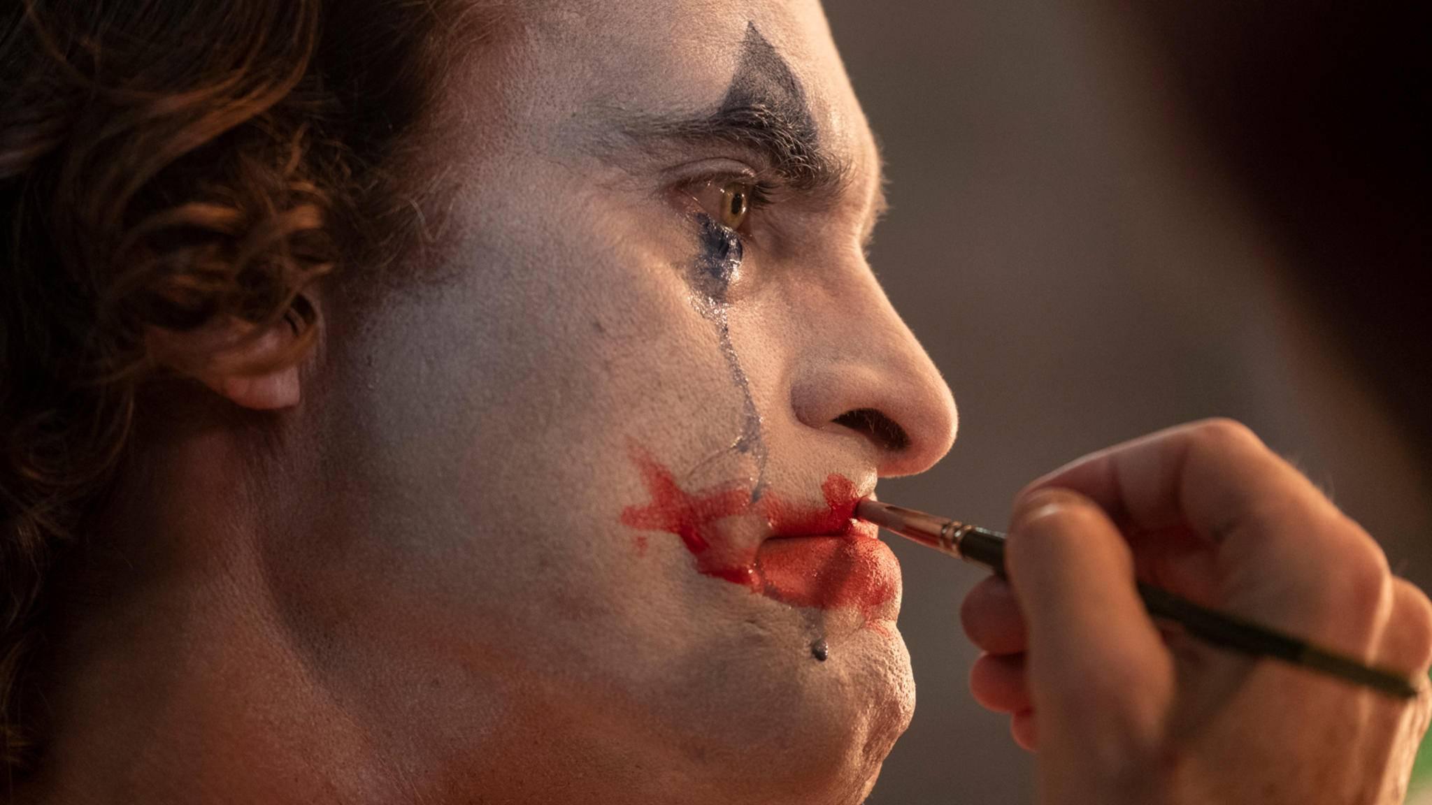 """Kein Grund zum Weinen, Arthur. """"Joker"""" ist super geworden!"""