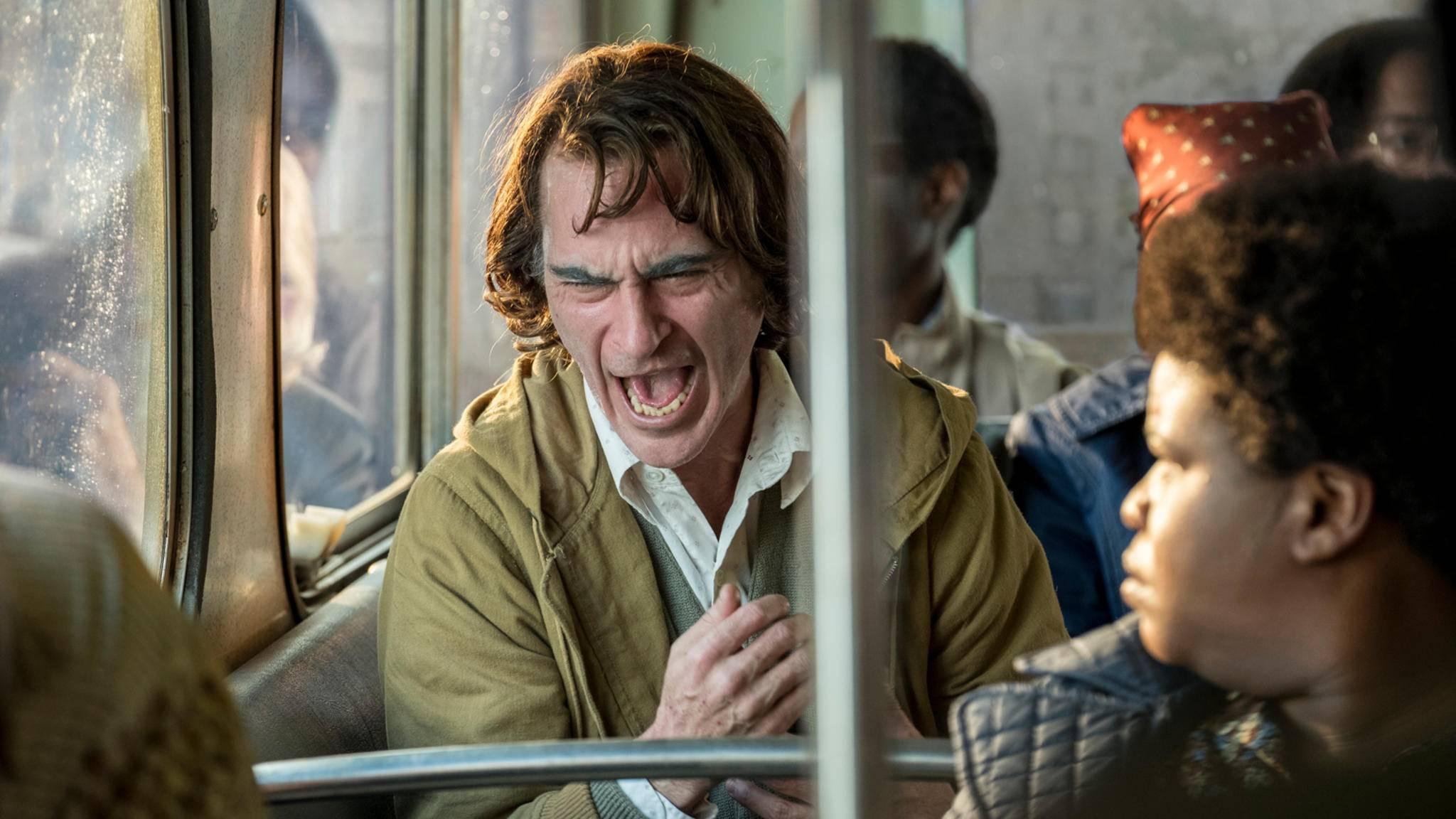 """Der neue """"Joker""""-Film mit Joaquin Phoenix dürfte ein Kassenschlager in den Kinos werden."""