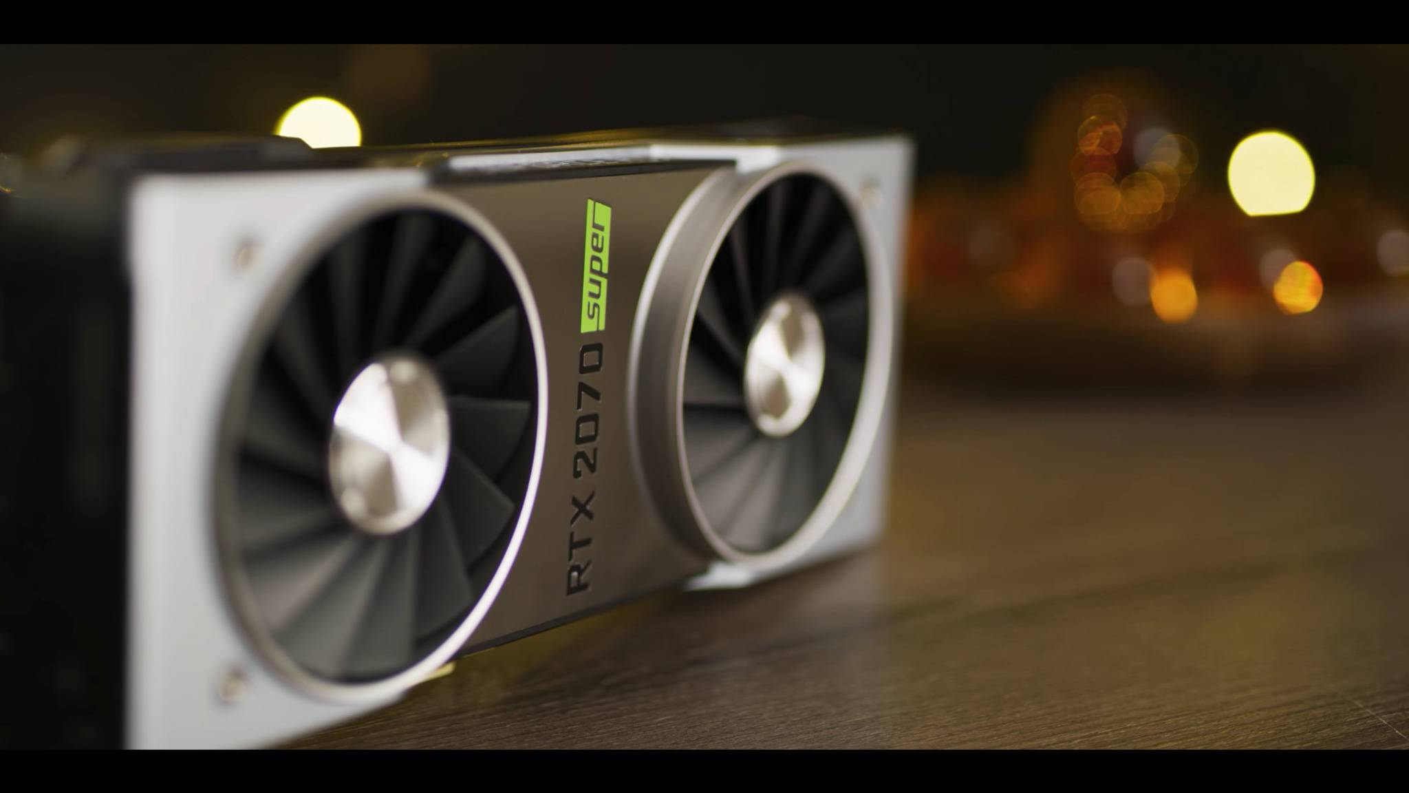Nvidias Grafikkarten mit Ampere-Architektur sollen 50 Prozent schneller als die jetzige Turing-Generation sein. (Bild: Nvidia RTX 2070 Super)
