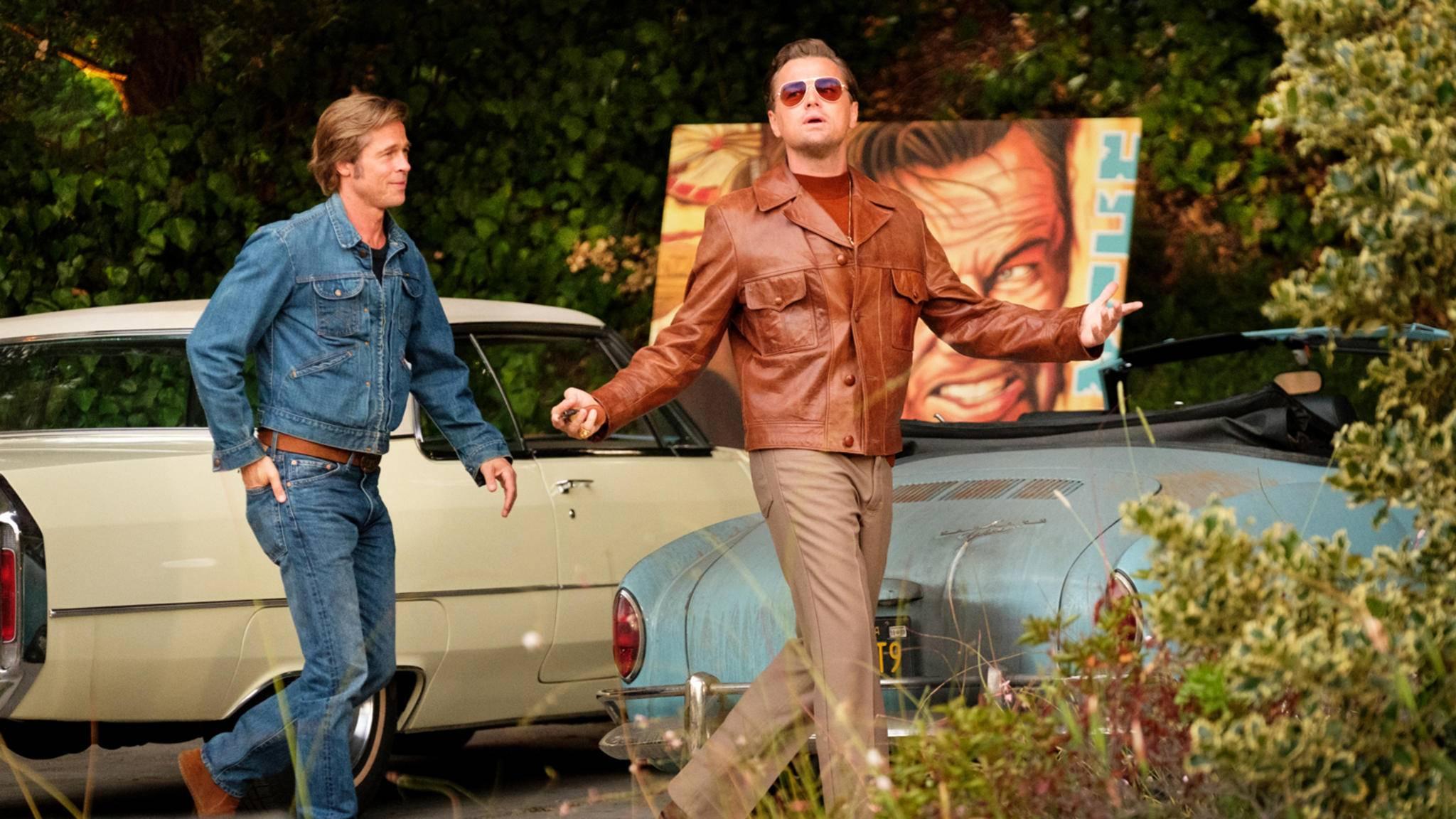"""""""Kein Scherz, Brad! Unser Film kommt noch einmal ins Kino. Und zwar länger als zuvor!"""""""