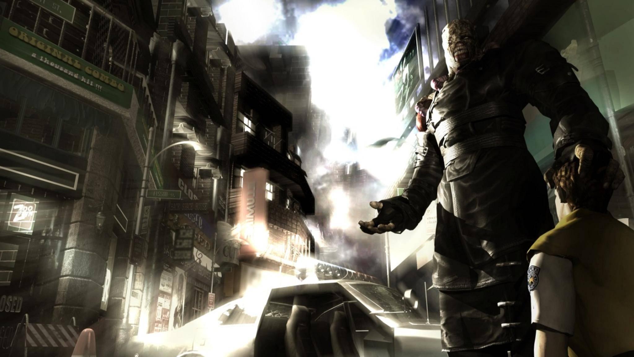 """Wird das Remake von """"Resident Evil 3"""" Thema im kommenden Live-Stream von Sony sein?"""