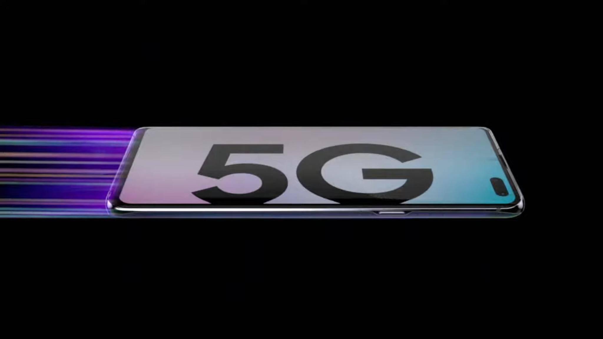 Galaxy S10 5G überhitzt im 5G-Betrieb und schaltet auf LTE zurück