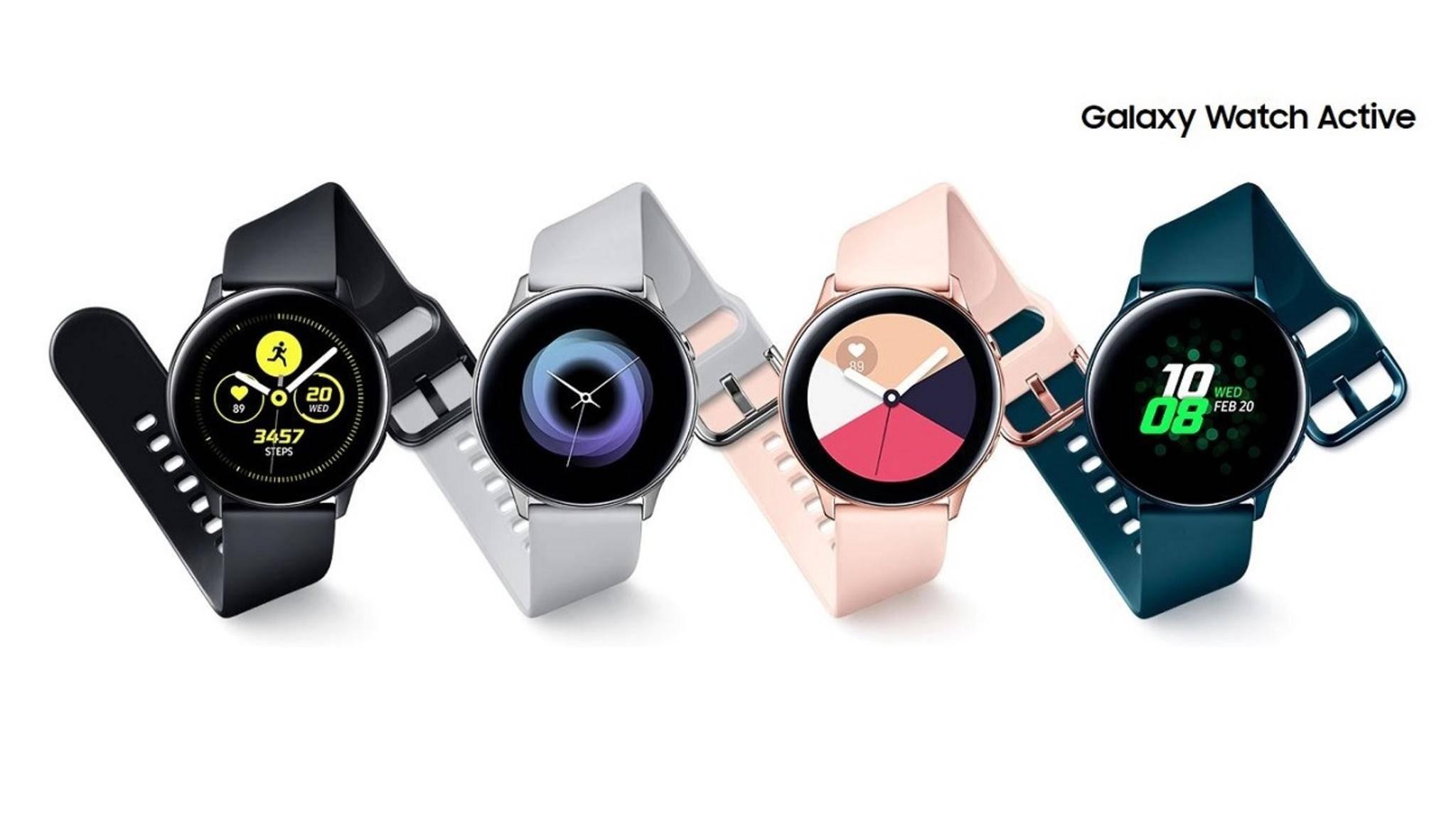 Bekommt die Samsung Galaxy Active (Foto) bereits einen Nachfolger?