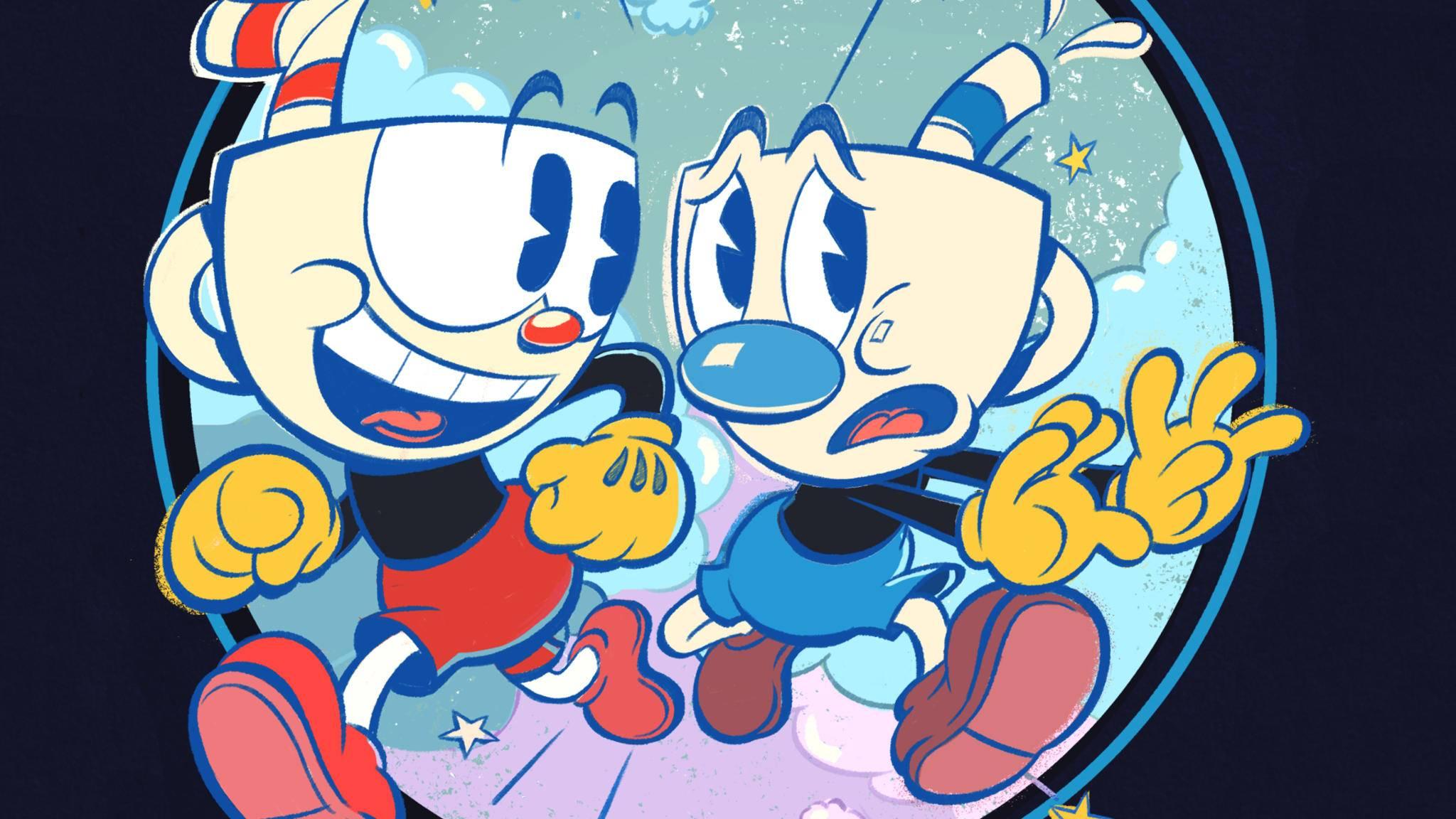 Cuphead und Mugman erleben bald Abenteuer in ihrer Animationsserie auf Netflix.