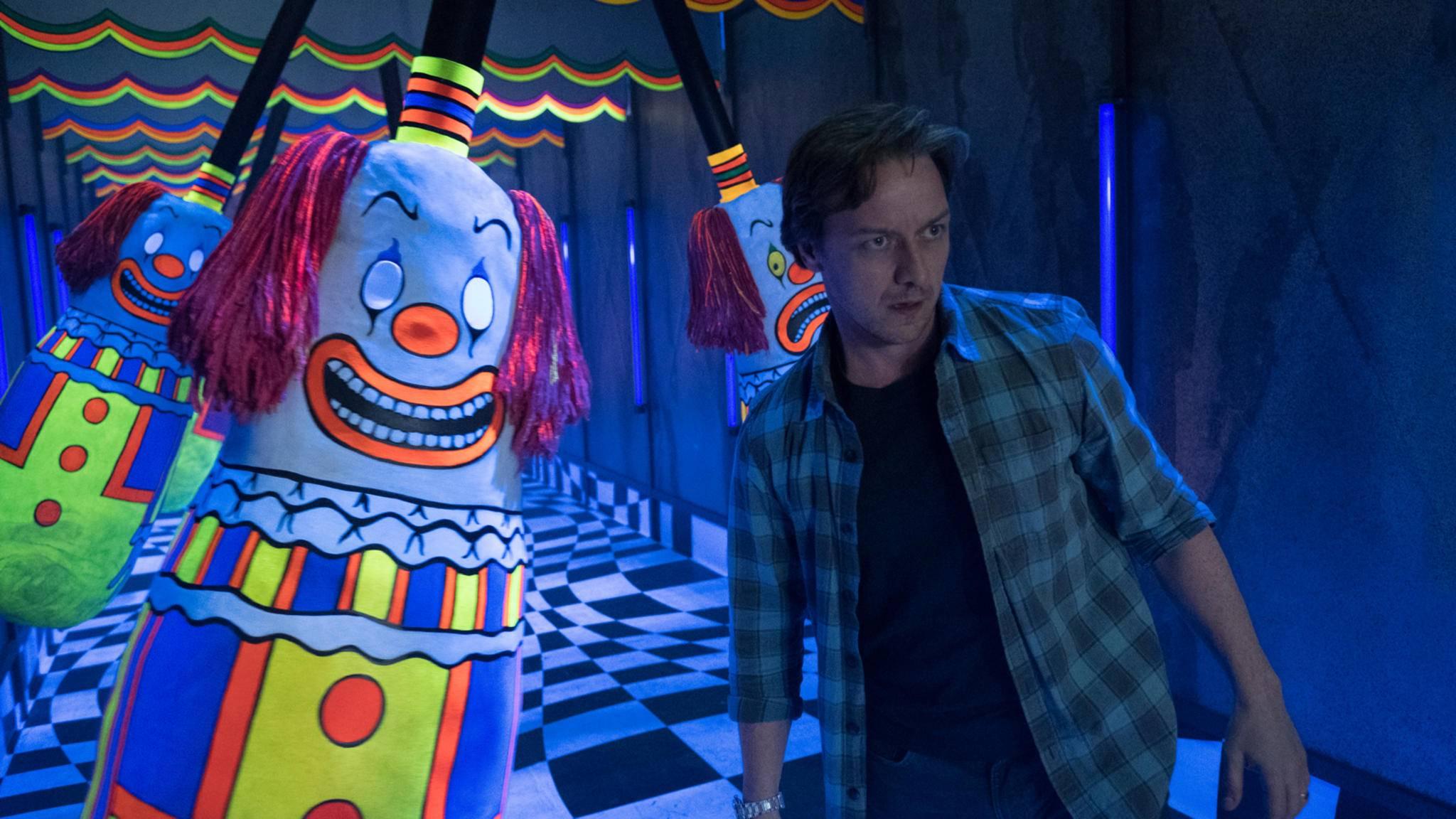 Es Kapitel 2-James McAvoy als Bill Denbrough-Brooke Palmer-Warner Bros Entertainment Inc