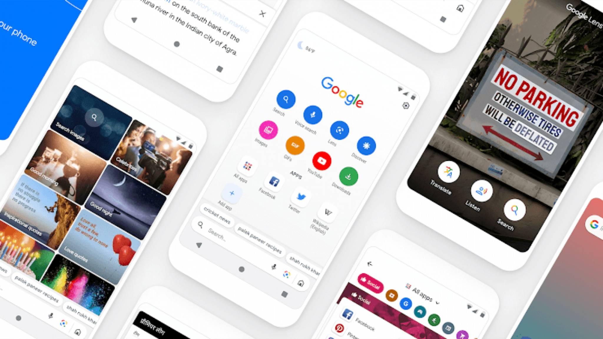 Google Go: Abgespeckte Android-App jetzt weltweit verfügbar