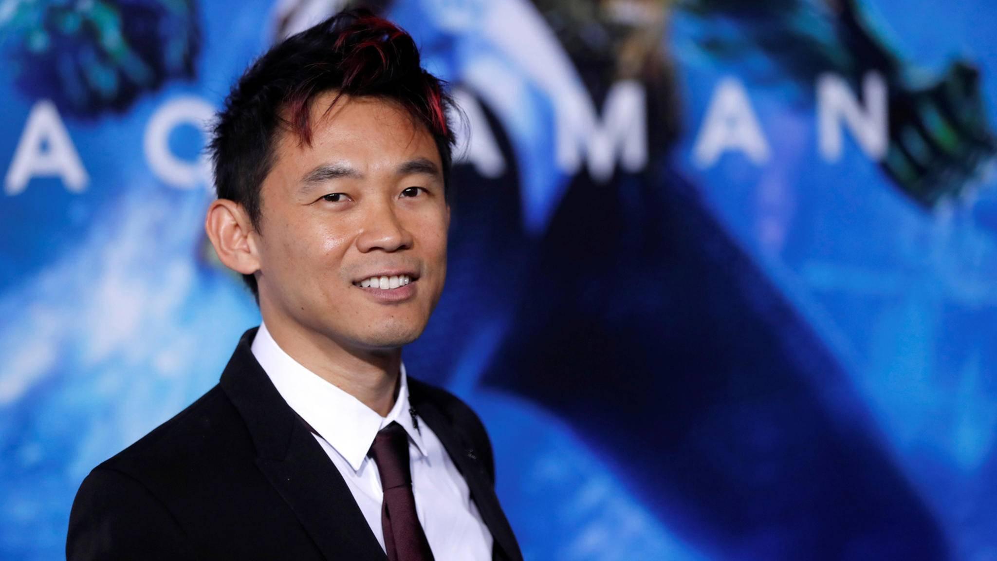 """Er hat gut lachen: Sein """"Aquaman"""" war schon ein Hit für James Wan."""