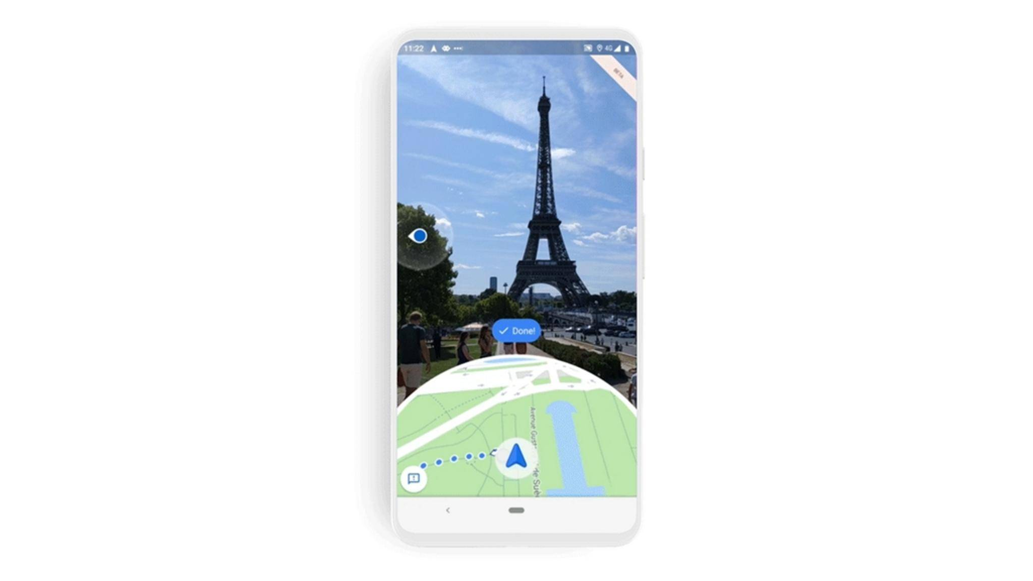 Google Maps bekommt praktische AR-Features.