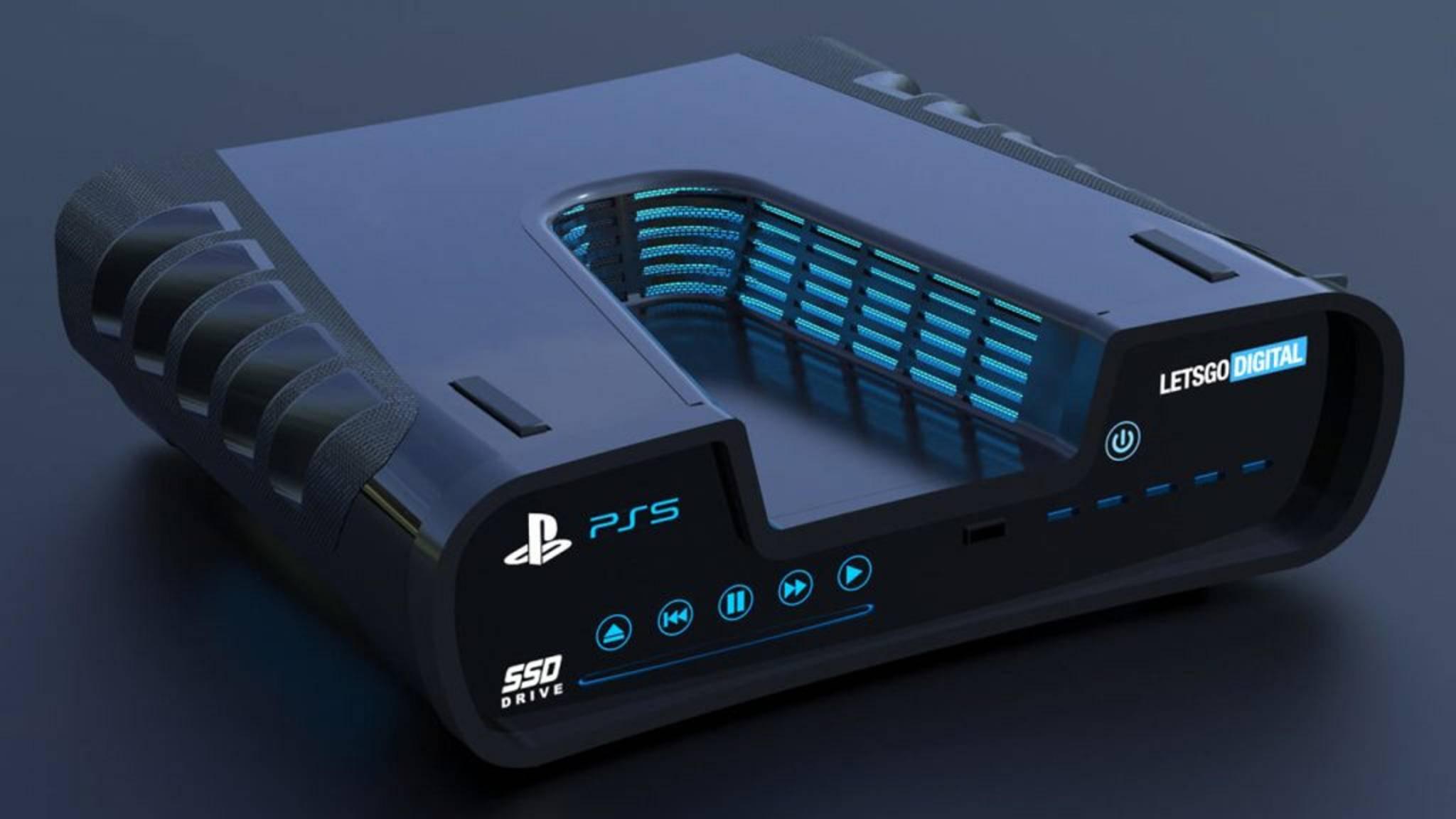 PS5 Render Dev-Kit