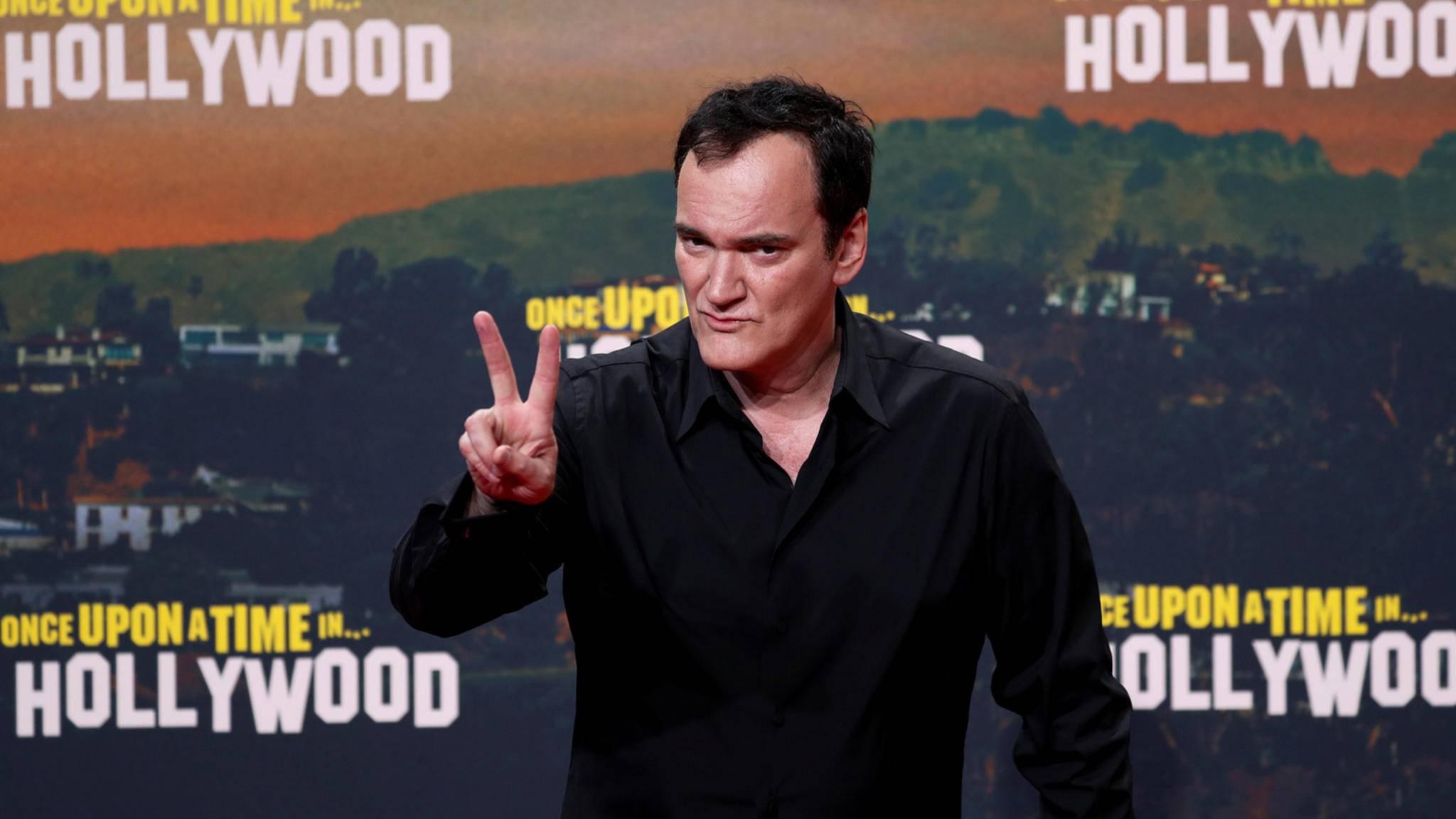 Quentin Tarantino: Beendet er seine Karriere mit einem Horrorfilm?