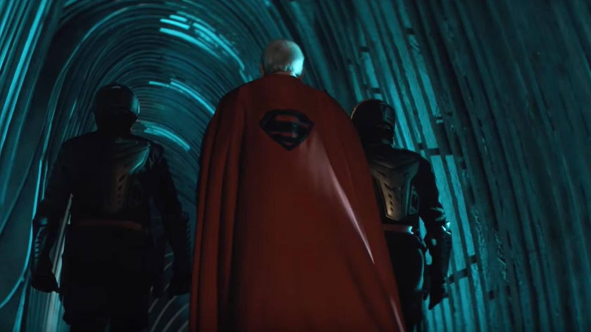 """Krypton"" macht 'nen Abgang."