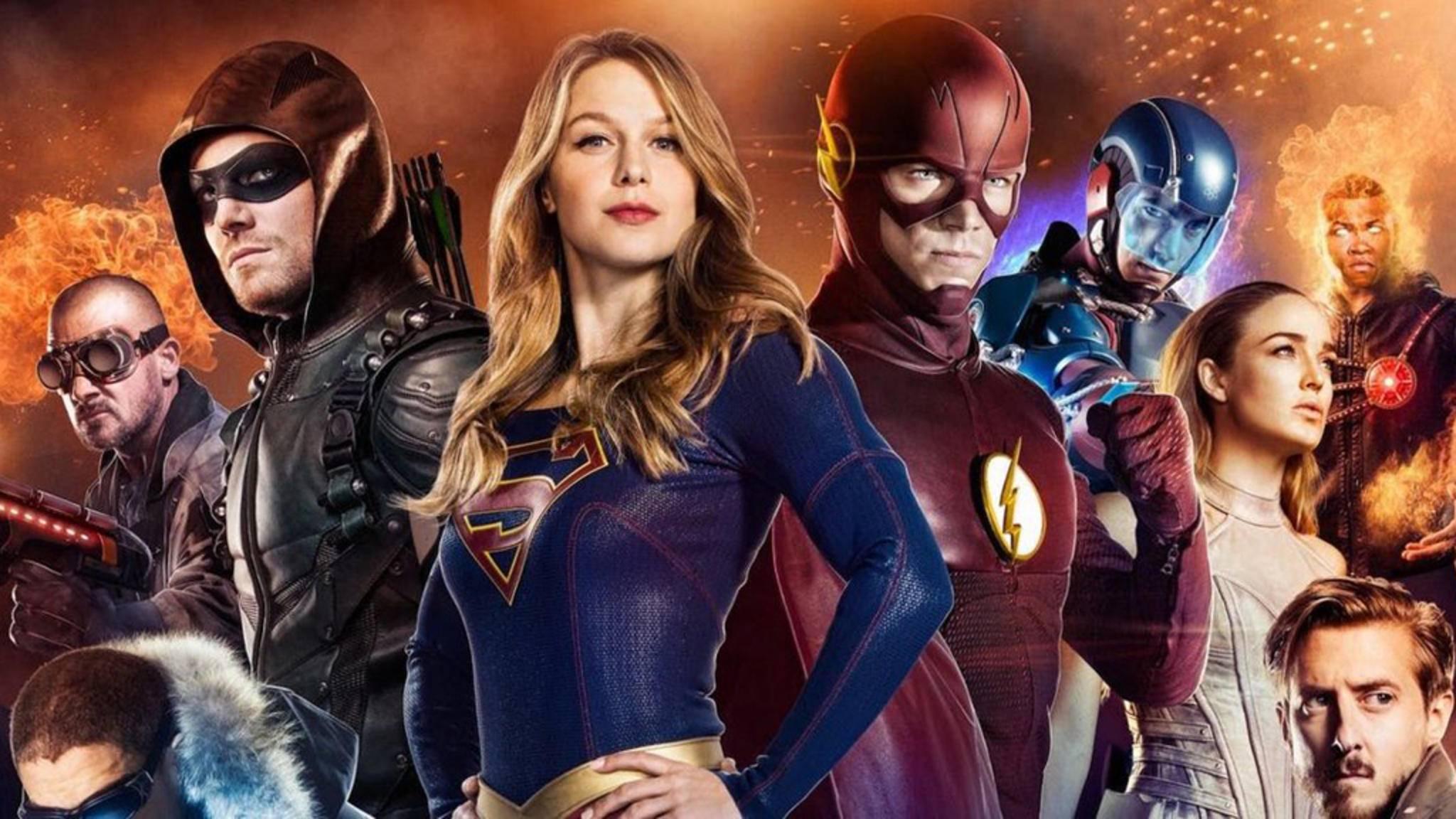 Keine Bange: DCs Arrowverse ist noch lange nicht am Ende!