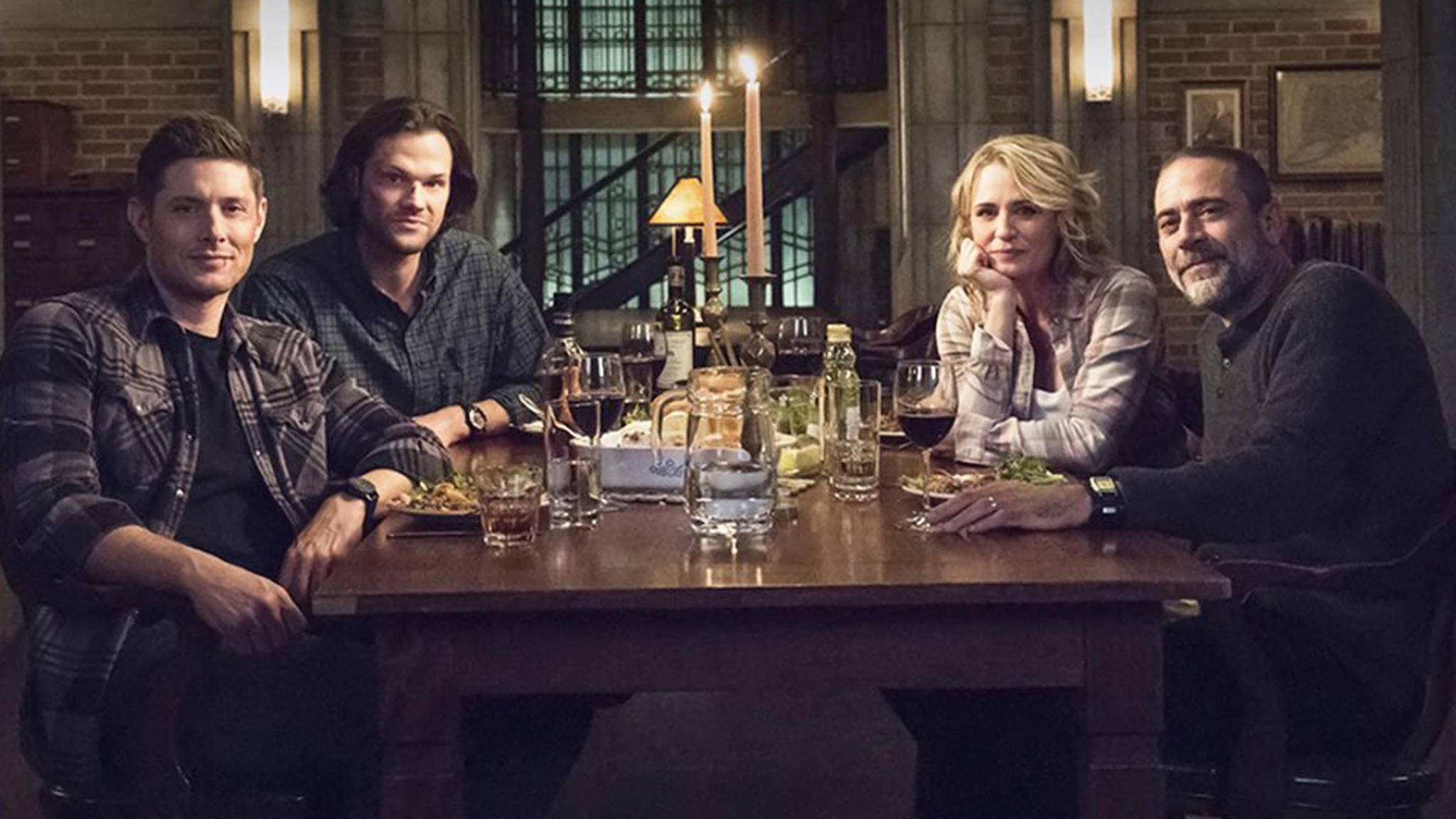 Facebook-Sam Winchester-Dean-Winchester-Mary Winchester-John Winchester-Supernatural