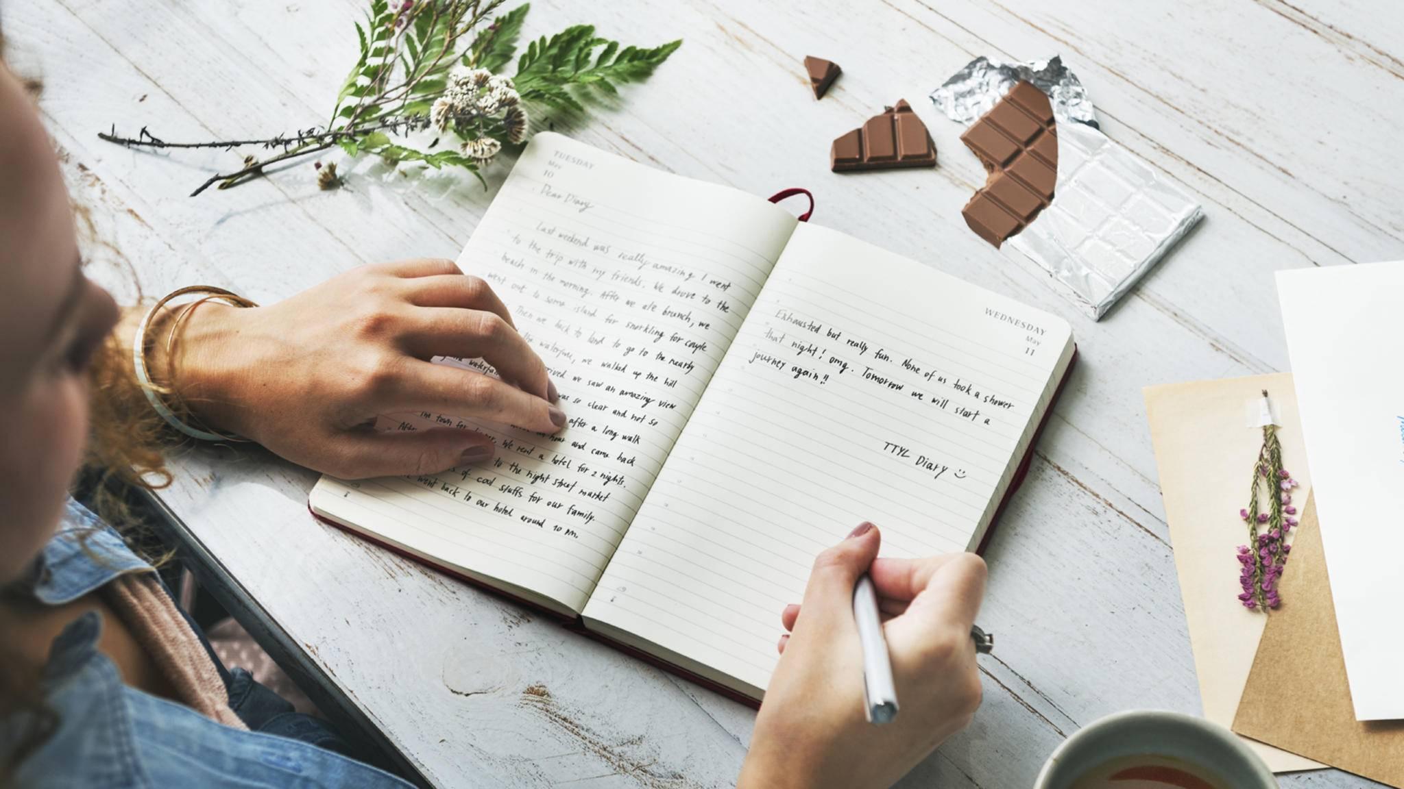 Mehr als ein Tagebuch: Die App Stoic will Dir zu einer besseren Selbstwahrnehmung verhelfen.