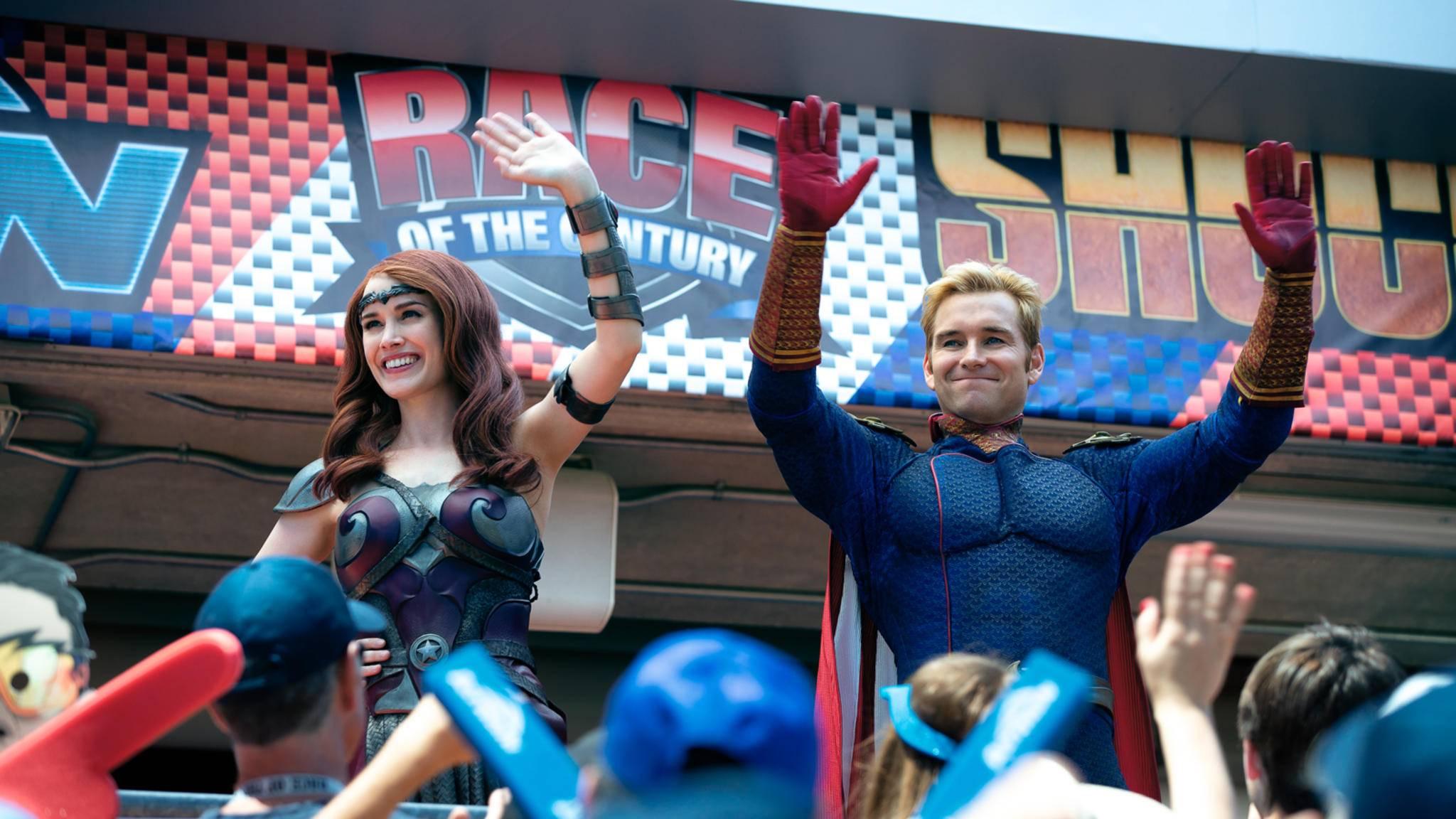 """Sehr beliebt: """"The Boys"""" schlägt sie alle – sogar die Marvel-Serien"""