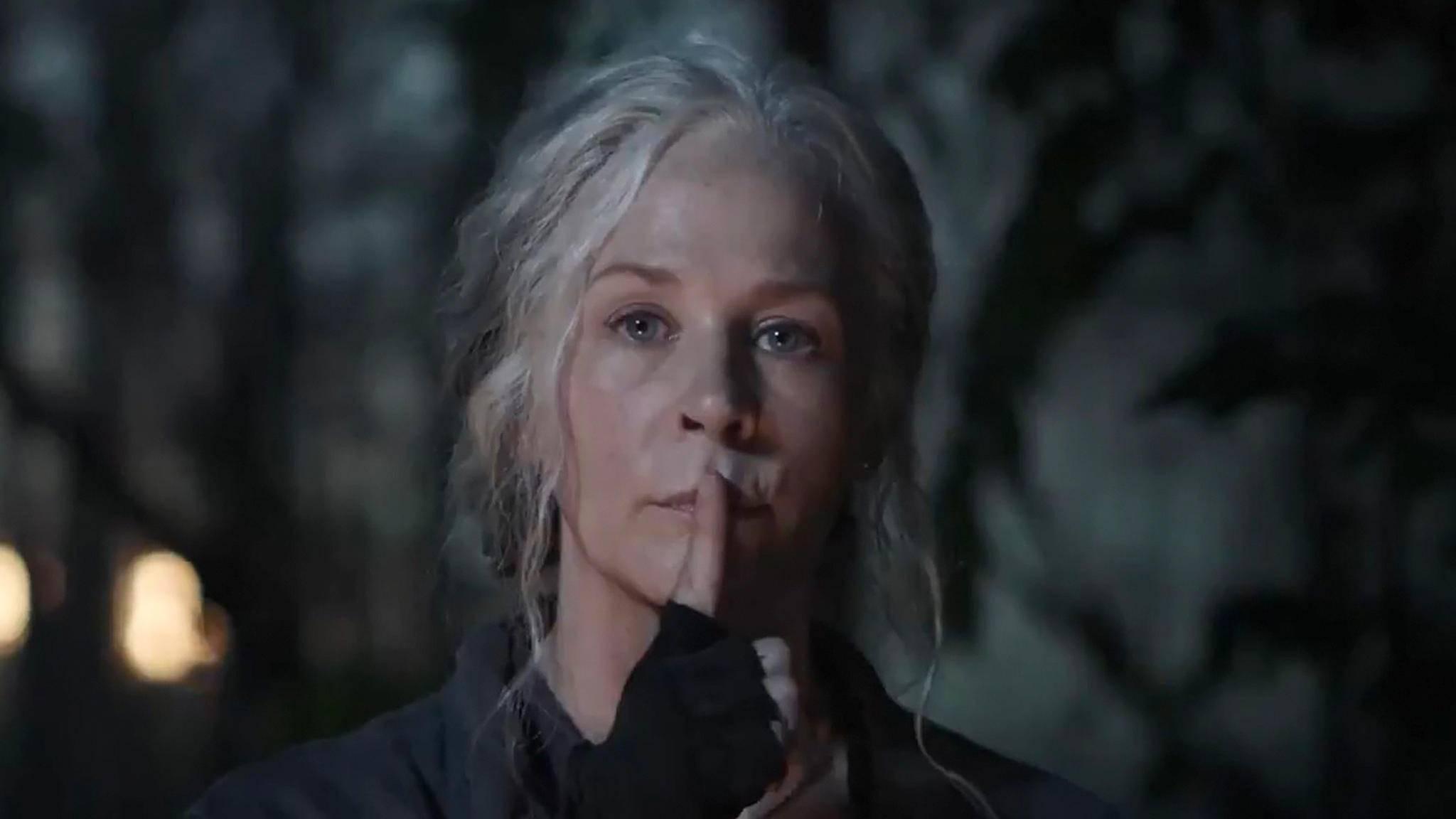 The Walking Dead_S10-Carol-Twitter-The Walking_AMC Dead