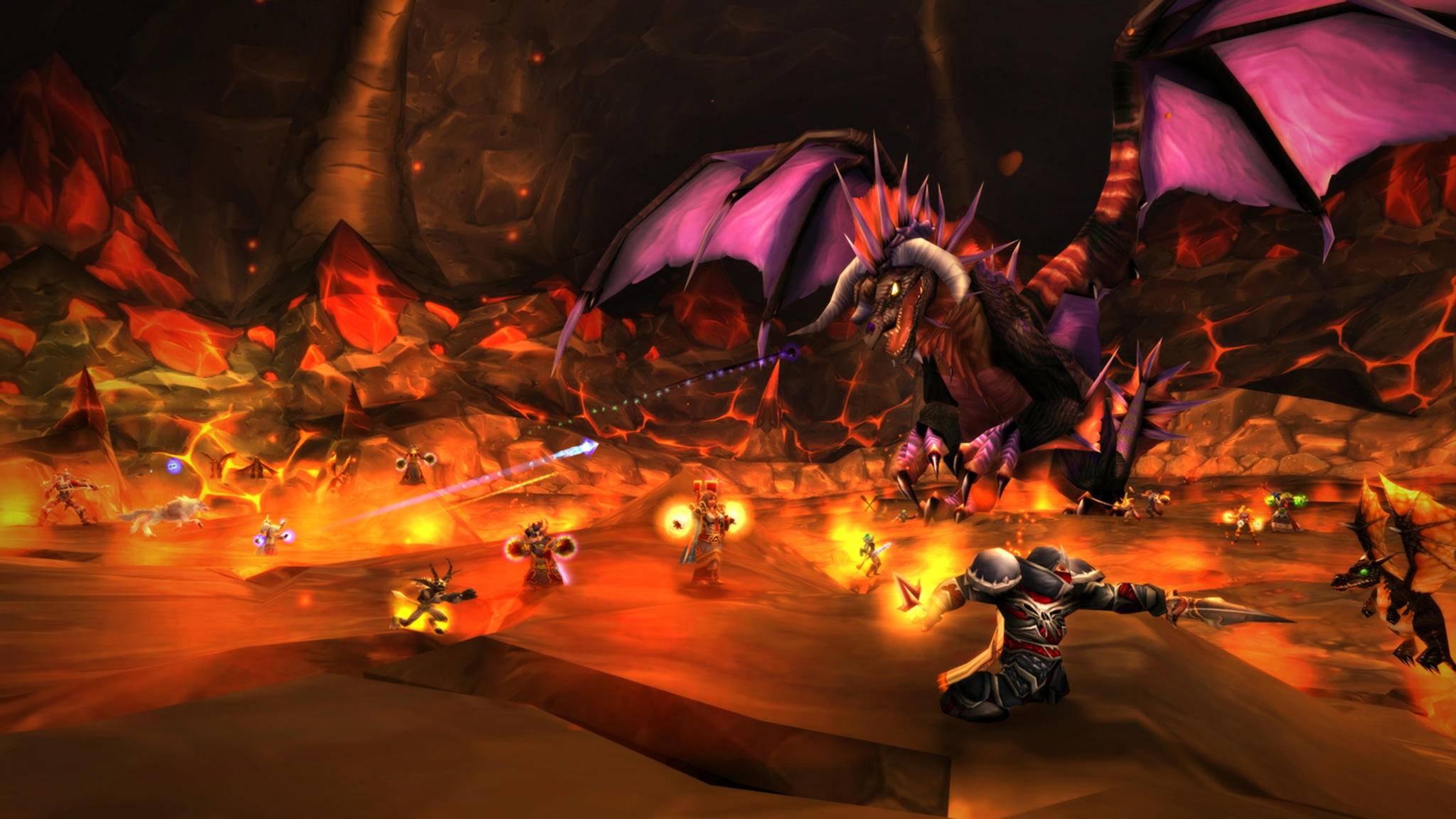 World of Warcraft Classic Onyxia