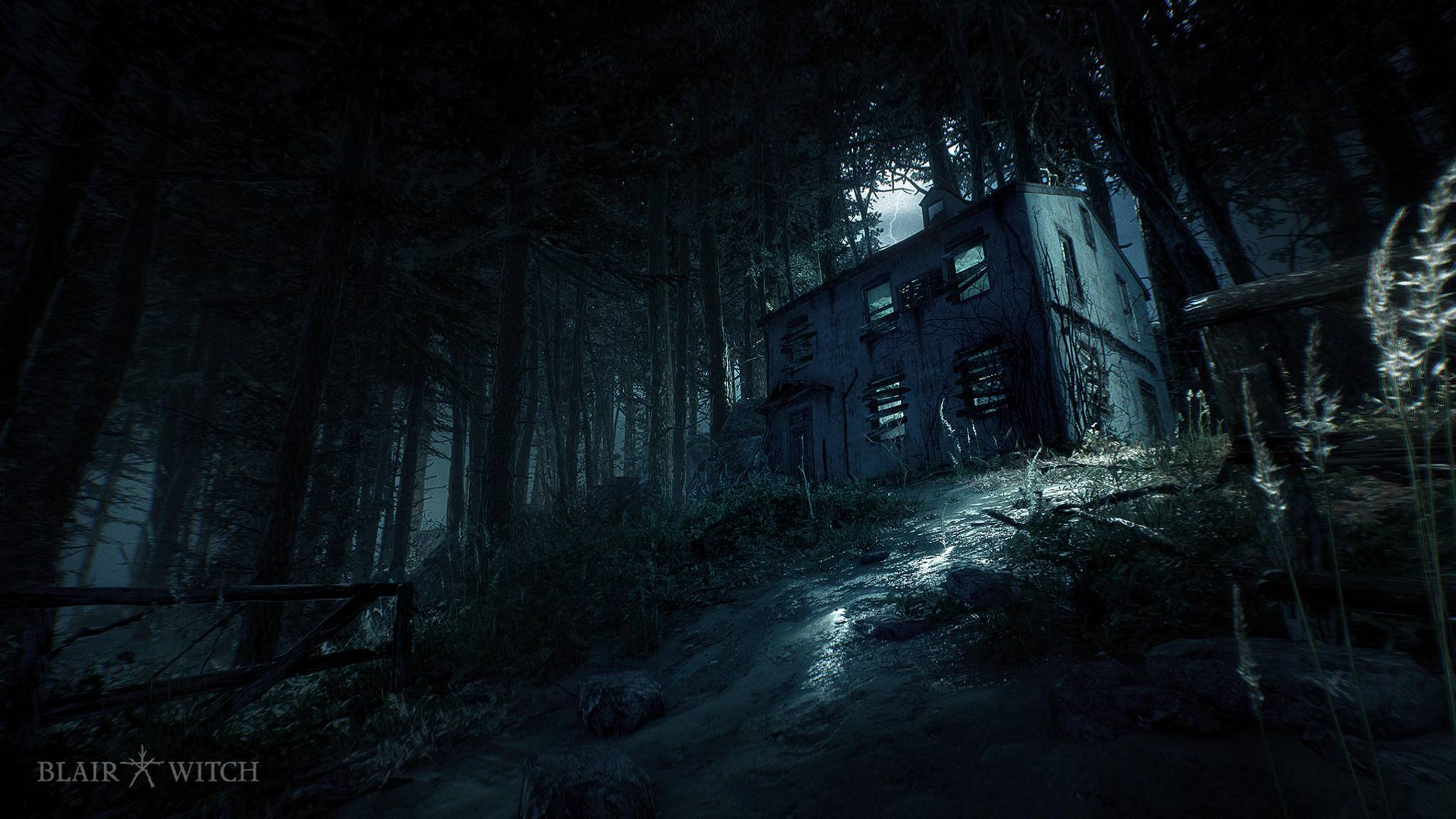 """""""Blair Witch"""": So lang ist das Horror-Game."""
