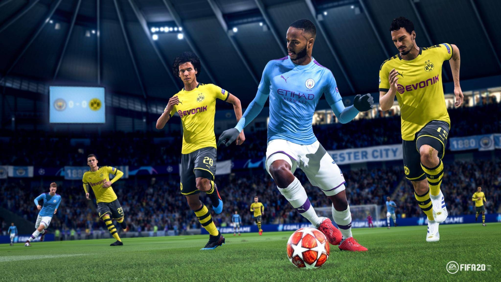 FIFA 20 bei TURN ON - cover