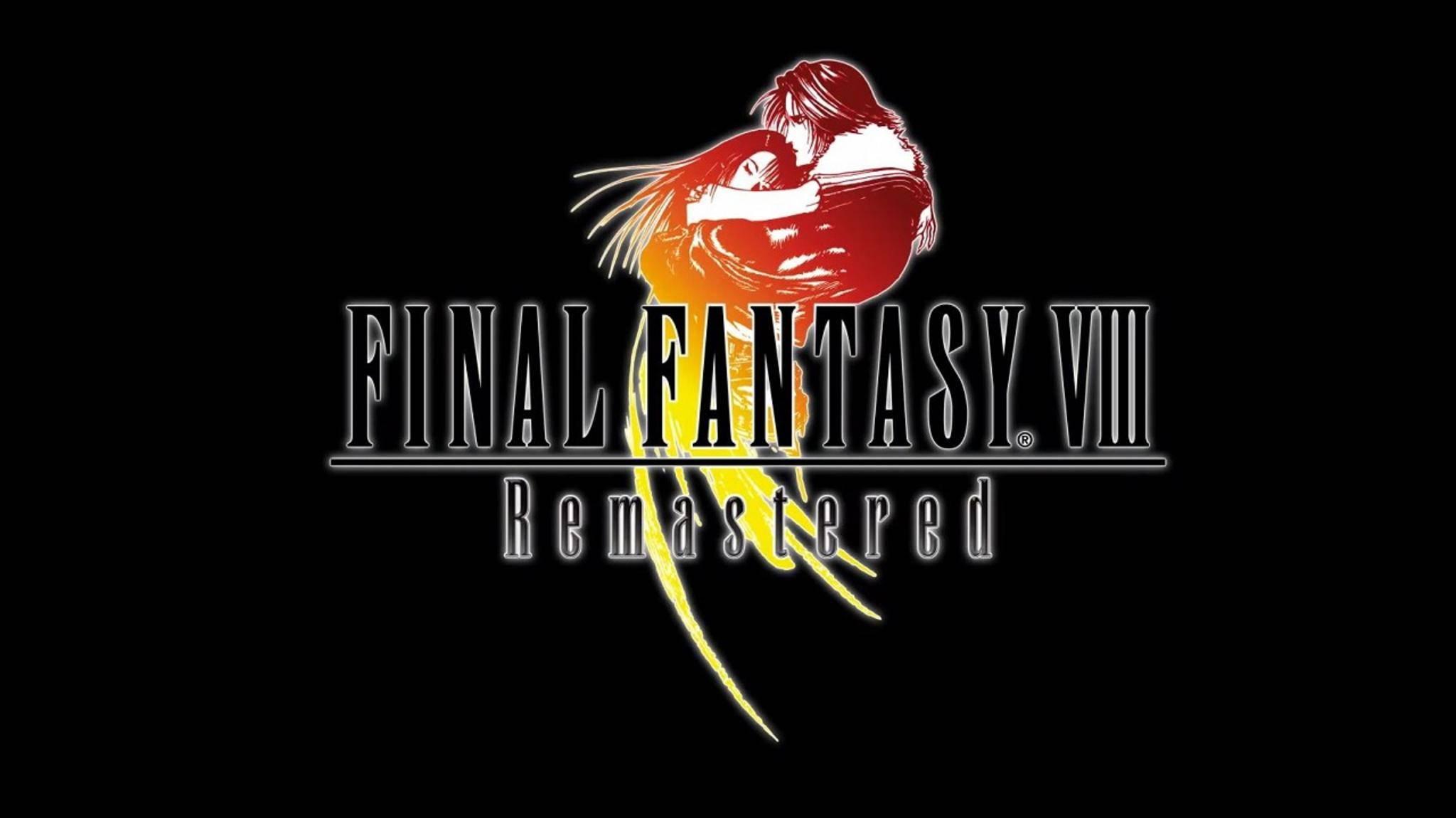 Final Fantasy 8 Remasted