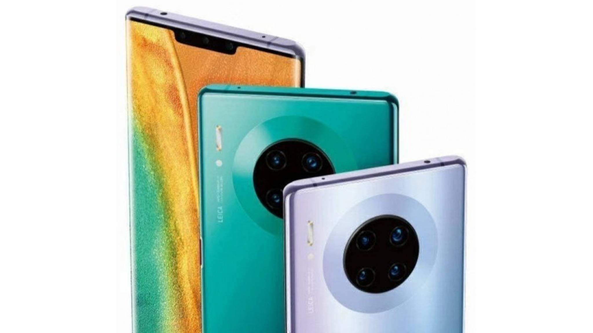 Huawei Mate 30 wird wohl in Deutschland gar nicht auf den Markt kommen