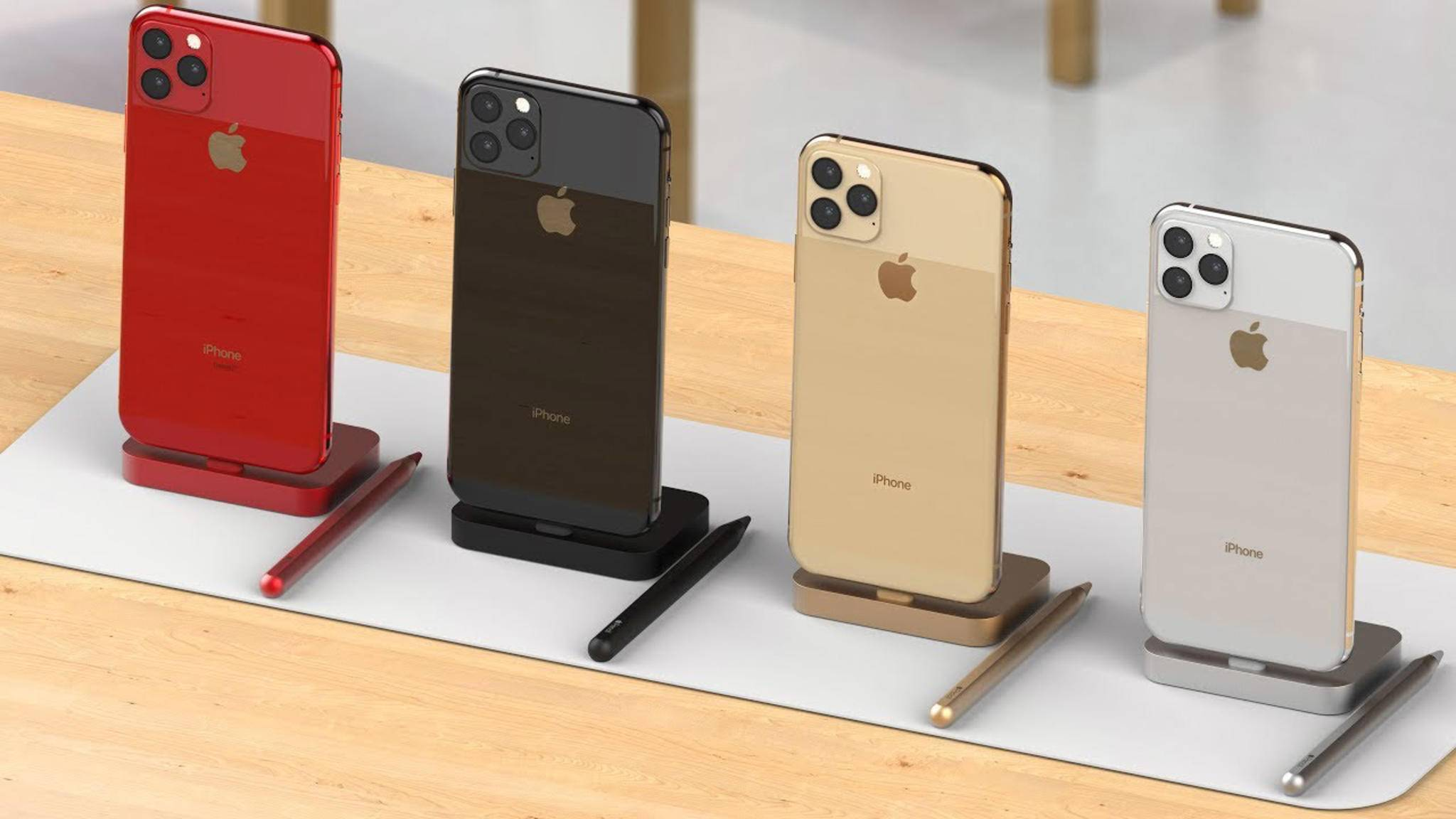 iPhone 2019 Line-up