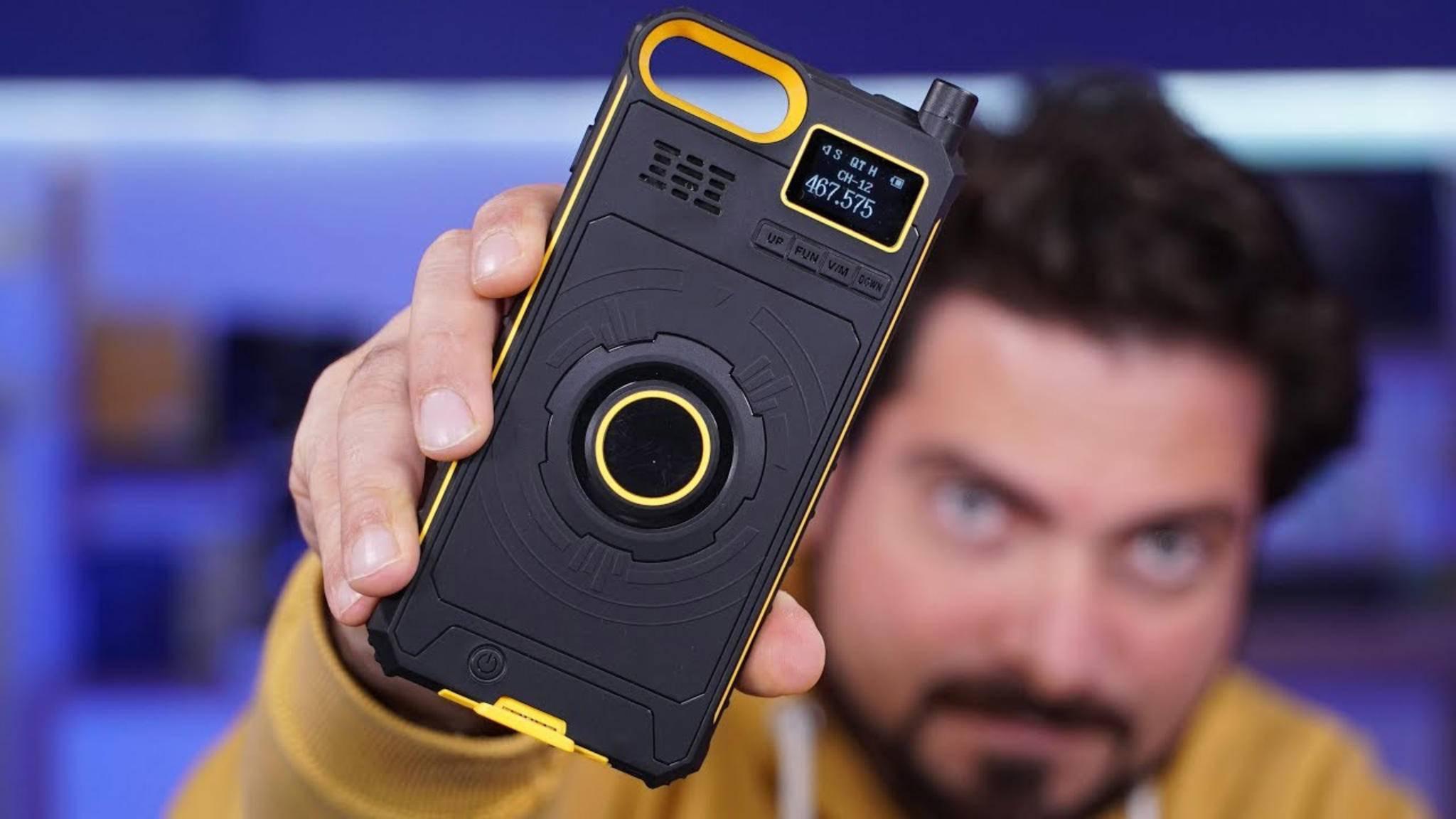 Das iPhone wird, zumindest vorerst, nicht zum Walkie-Talkie.
