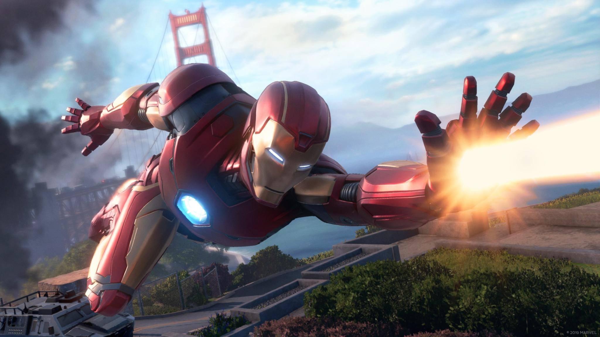"""Was für eine Art Spiel wird """"Marvel's Avengers""""?"""