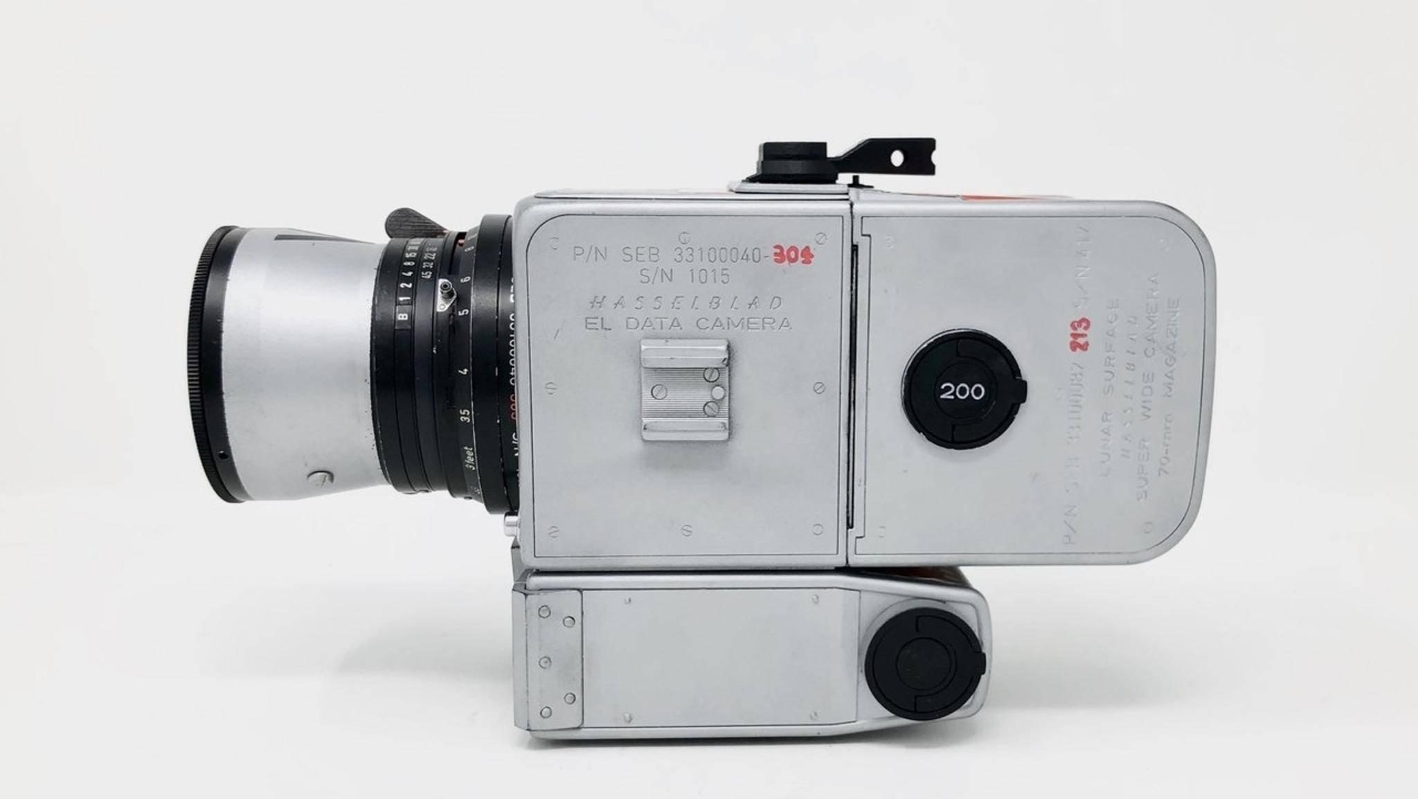 Hasselblad-Replika der Apollo-Kamera