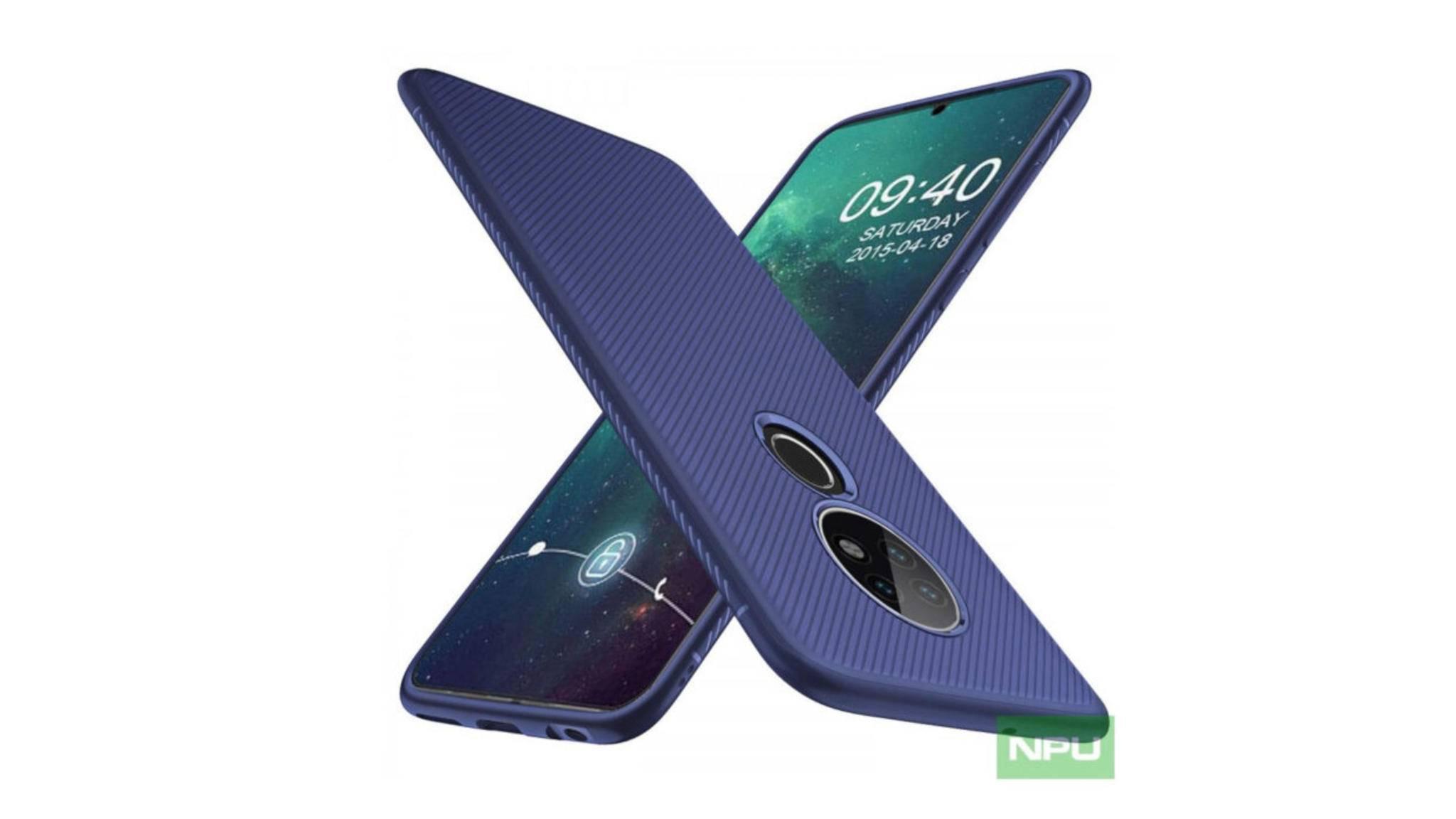 Nokia 7.2. Case-Render
