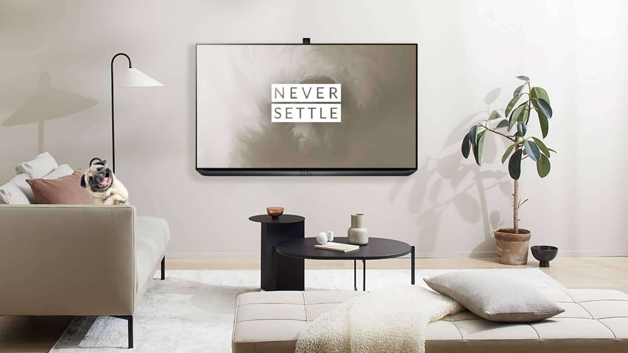 OnePlus TV Concept